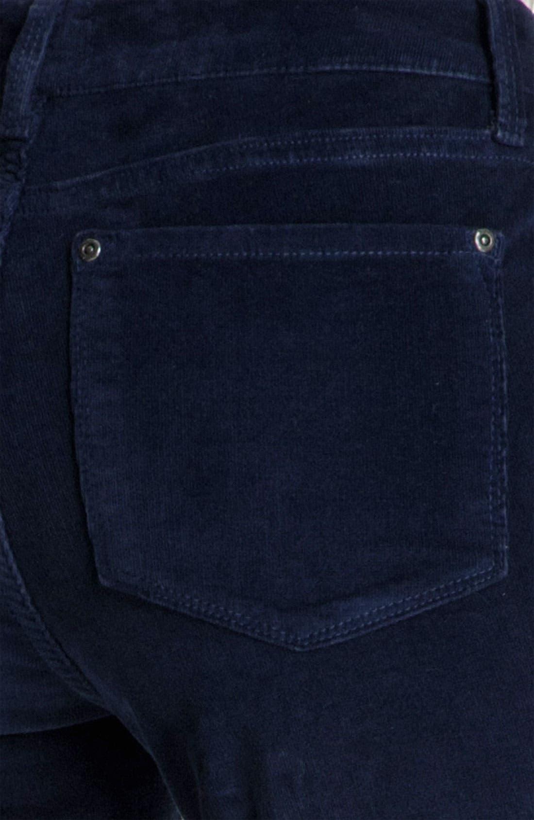 Alternate Image 3  - NYDJ Skinny Corduroy Jeans (Petite)