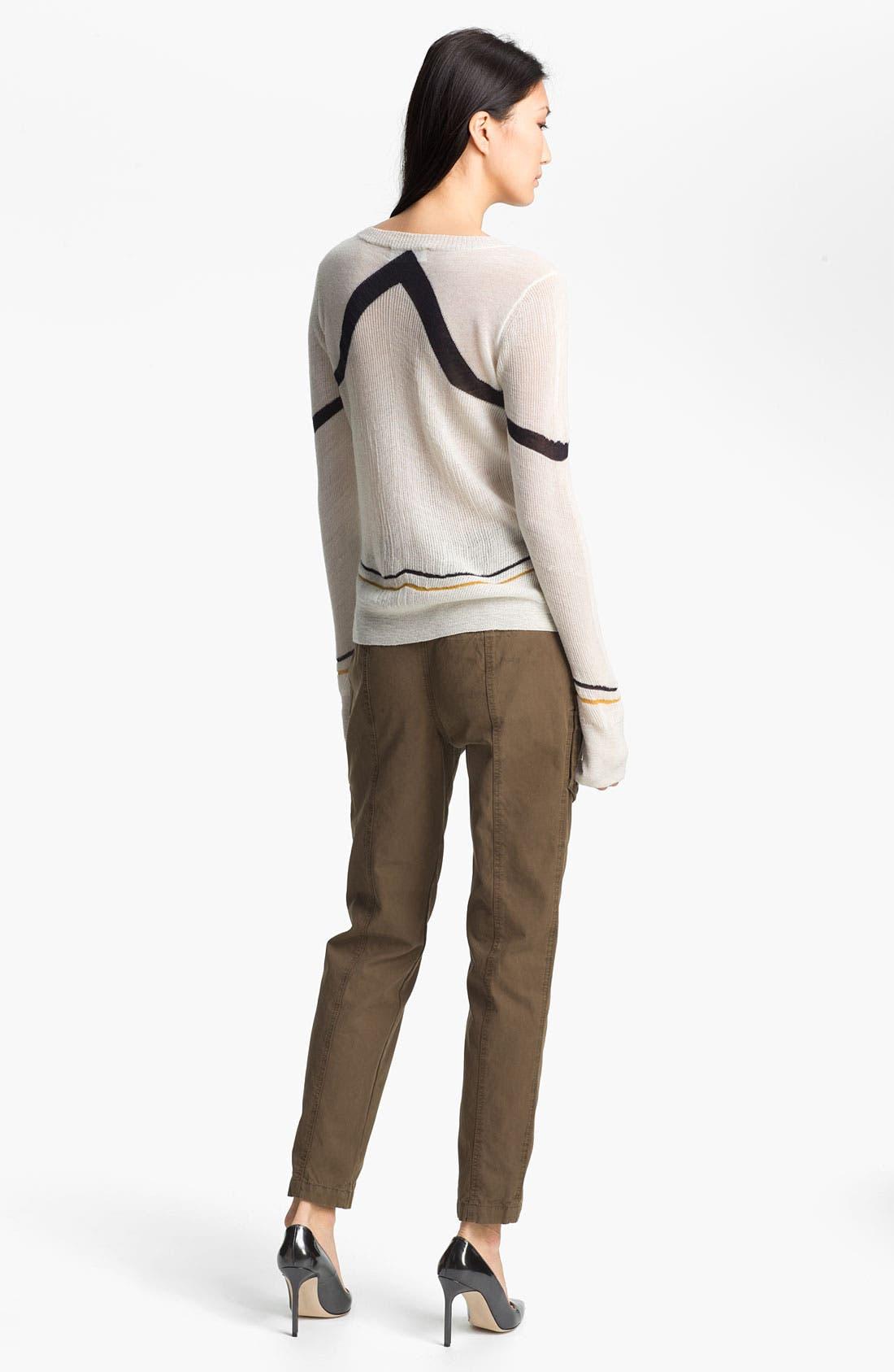 Alternate Image 4  - A.L.C. 'Serra' Sweater
