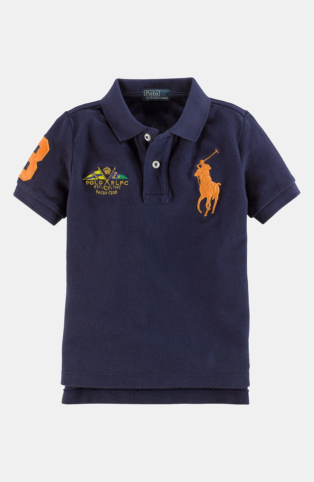 Main Image - Ralph Lauren Polo (Toddler)