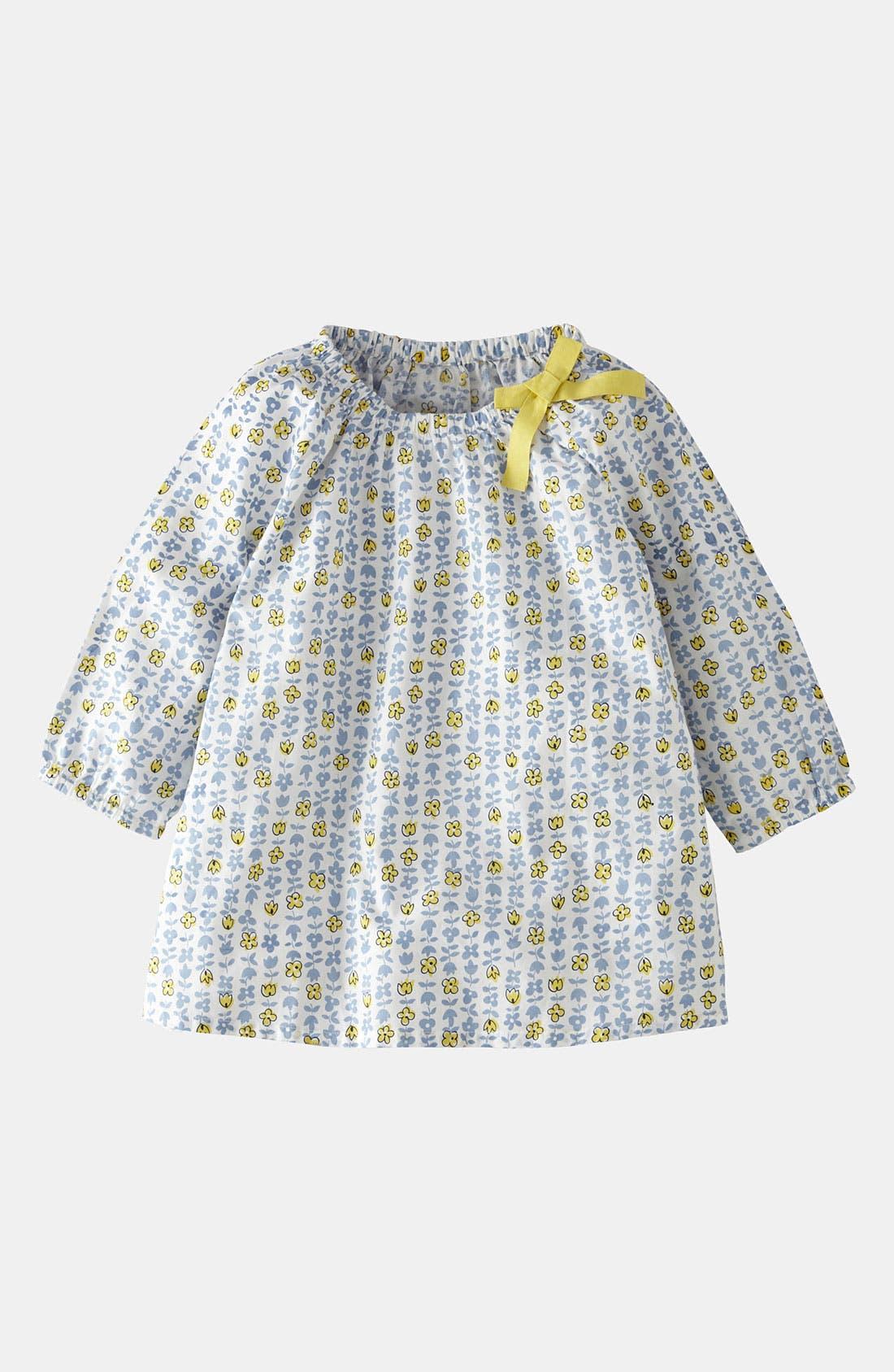 Alternate Image 1 Selected - Mini Boden 'Pretty' Woven Top (Little Girls & Big Girls)