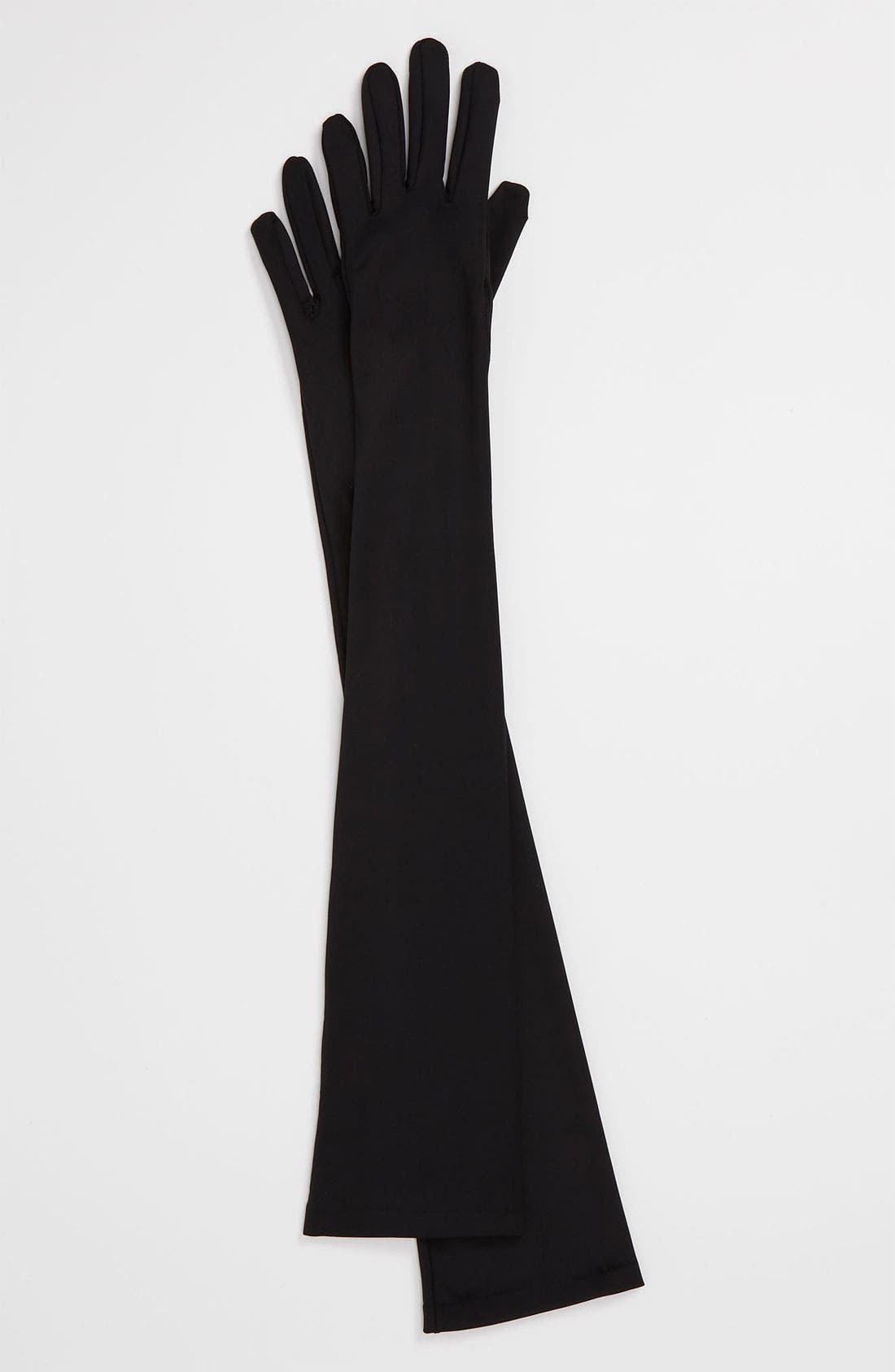 Alternate Image 1 Selected - Finale Opera Length Gloves