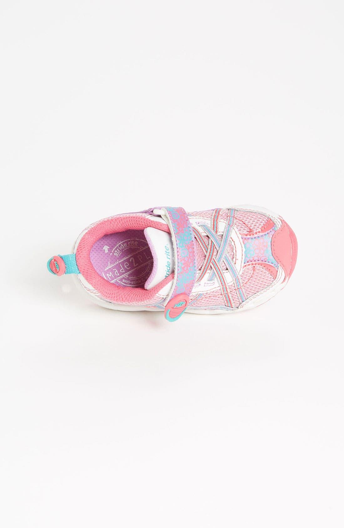 Alternate Image 3  - Stride Rite 'Baby Kathryn' Sneaker (Baby, Walker & Toddler)
