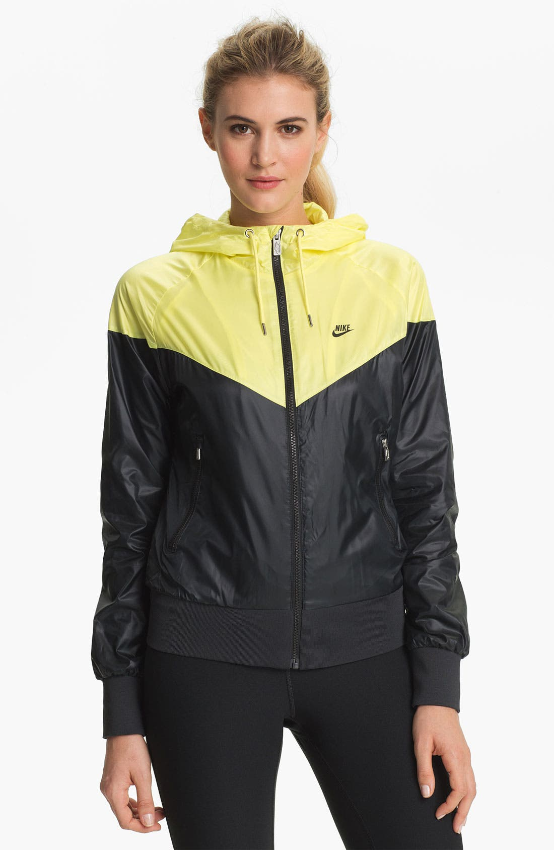Alternate Image 1 Selected - Nike 'Windrunner' Jacket