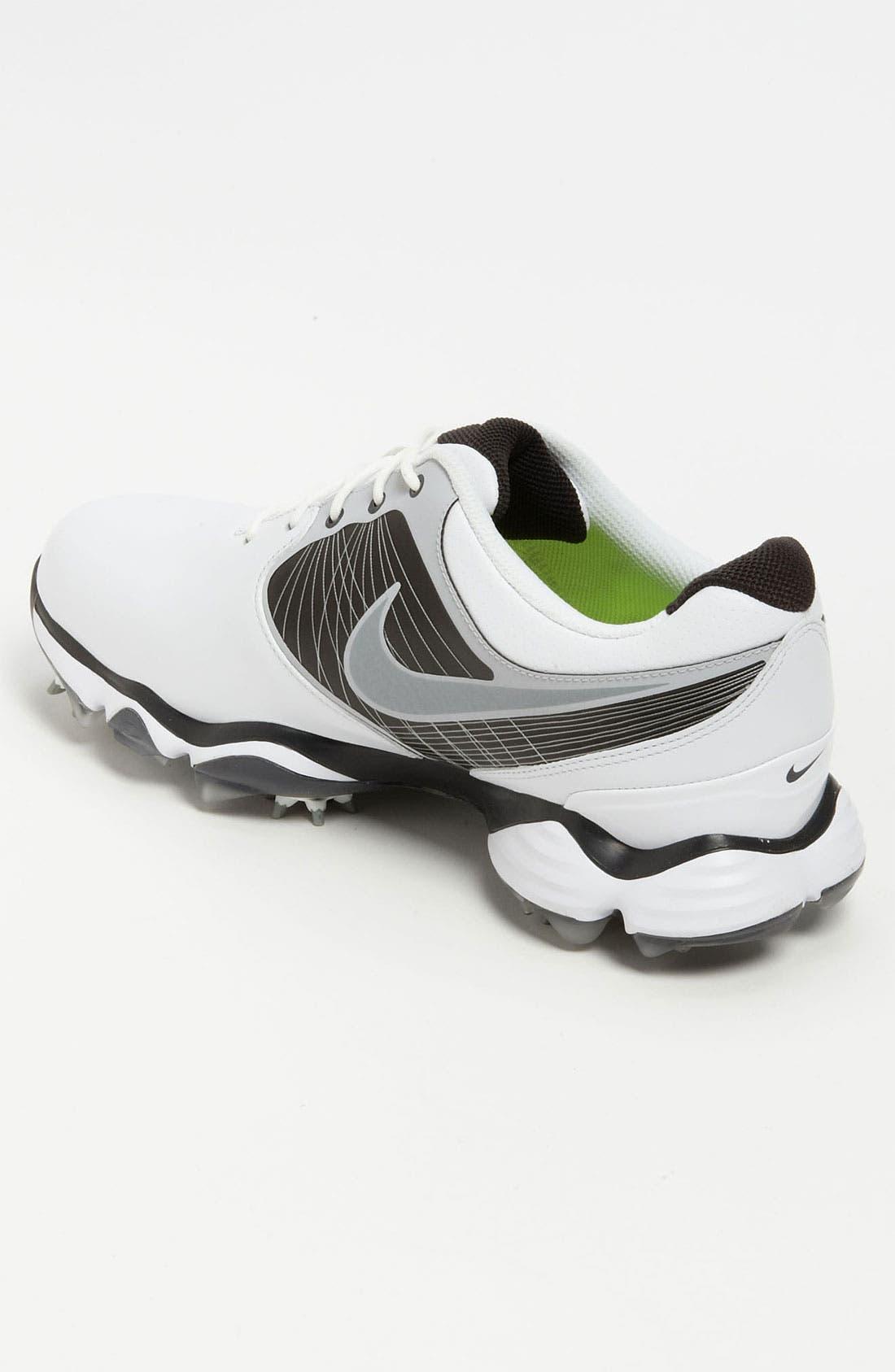 Alternate Image 2  - Nike 'Lunar Control II' Golf Shoe (Men)