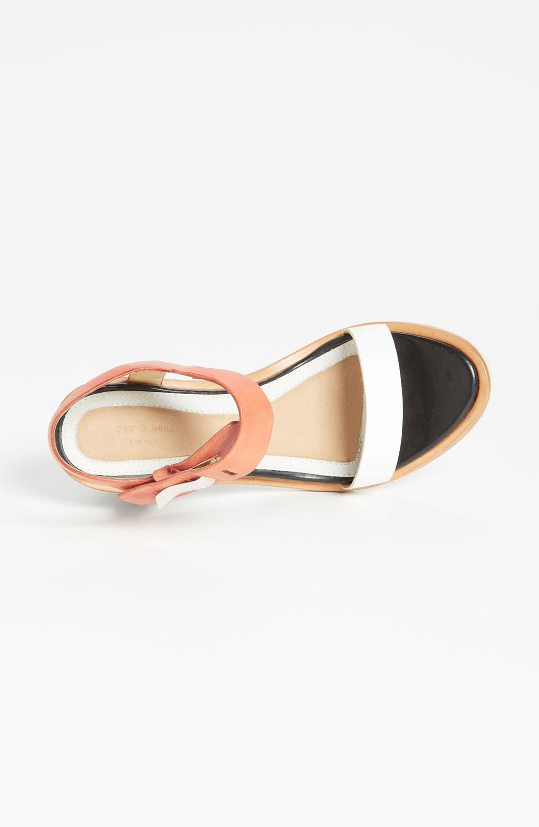 Alternate Image 3  - rag & bone 'Arlo' Sandal