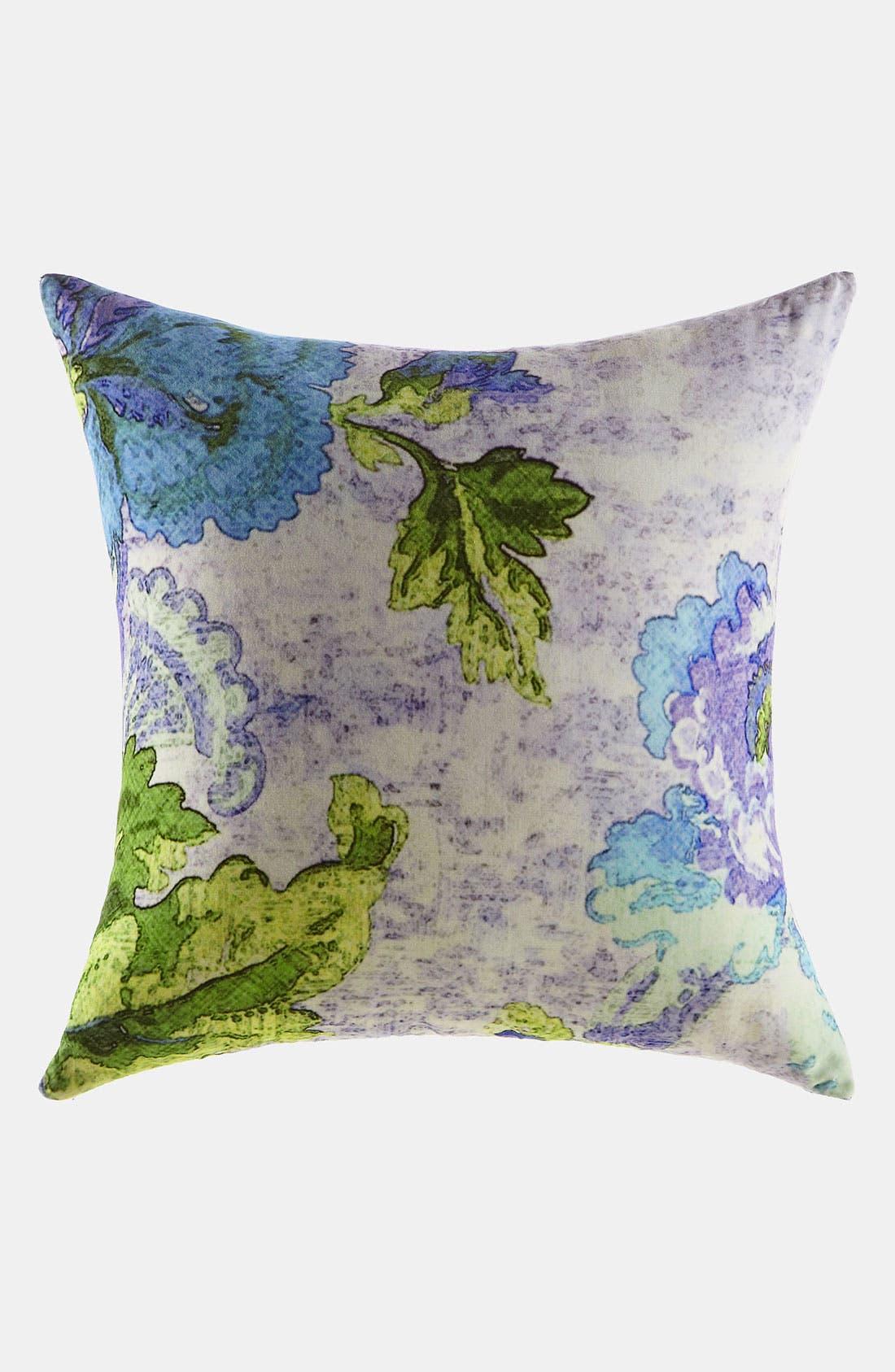 Alternate Image 1 Selected - Tracy Porter® For Poetic Wanderlust® Floral Velvet Pillow