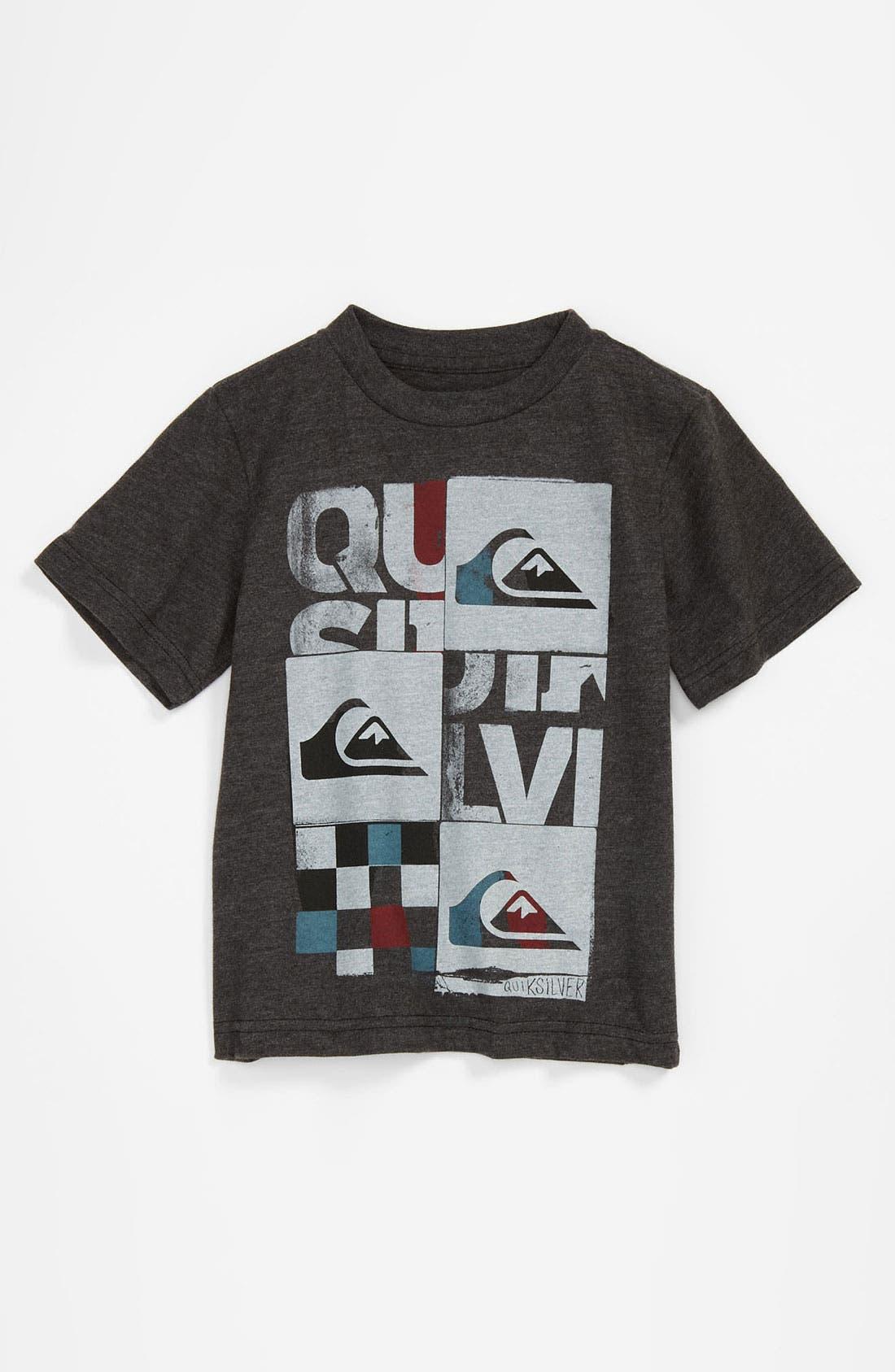 Main Image - Quiksilver 'X-Ray' T-Shirt (Toddler)