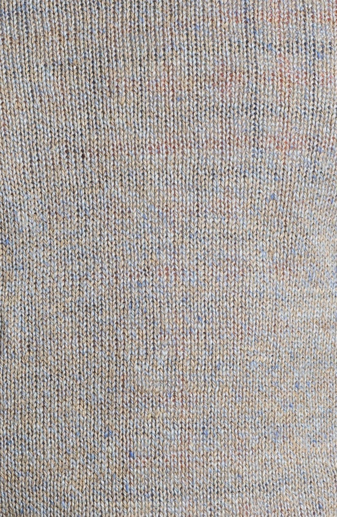 Alternate Image 3  - Hickey Freeman 'Beach' Linen Blend Sweater