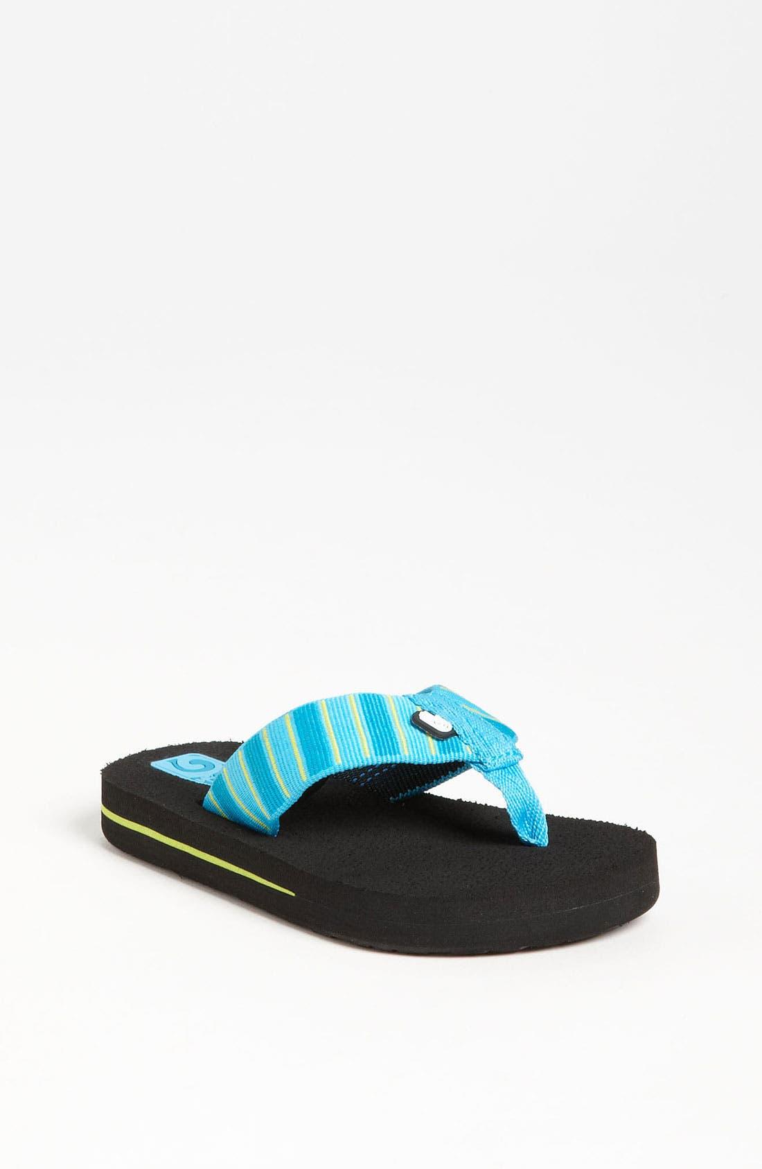 Alternate Image 1 Selected - Teva 'Mush' Sandal (Toddler, Little Kid & Big Kid)