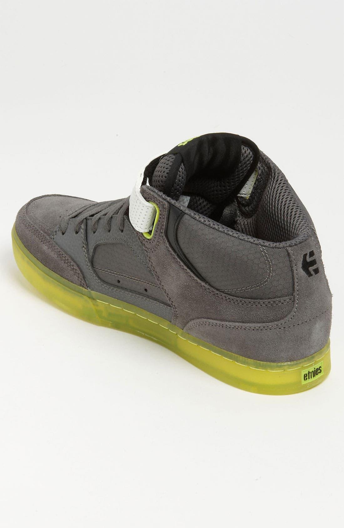 Alternate Image 2  - Etnies 'Number Mid' Skate Shoe (Men)