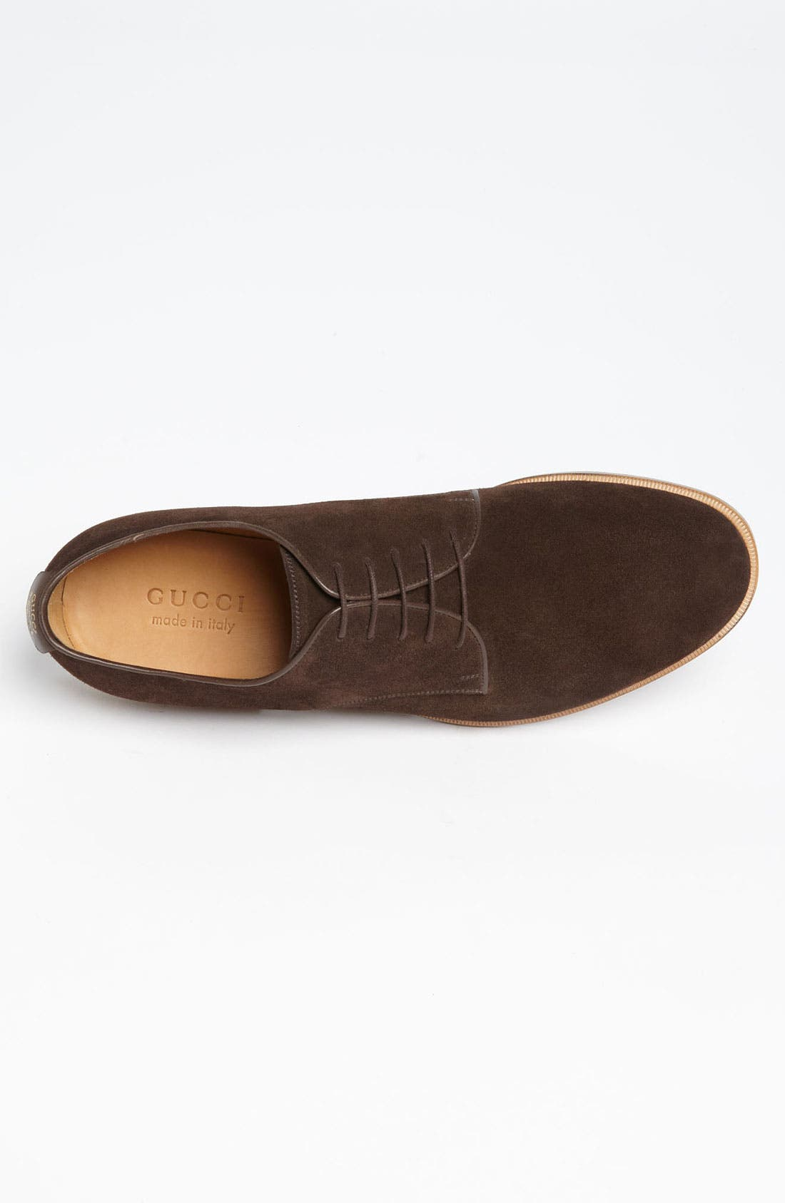 Alternate Image 3  - Gucci 'Clerck' Buck Shoe
