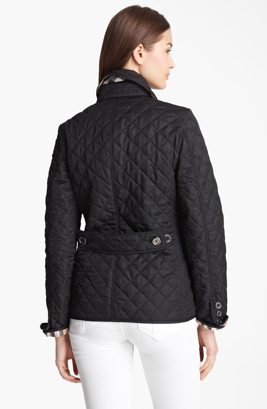 Burberry Brit 'Copford' Quilted Jacket | Nordstrom : copford quilted jacket - Adamdwight.com