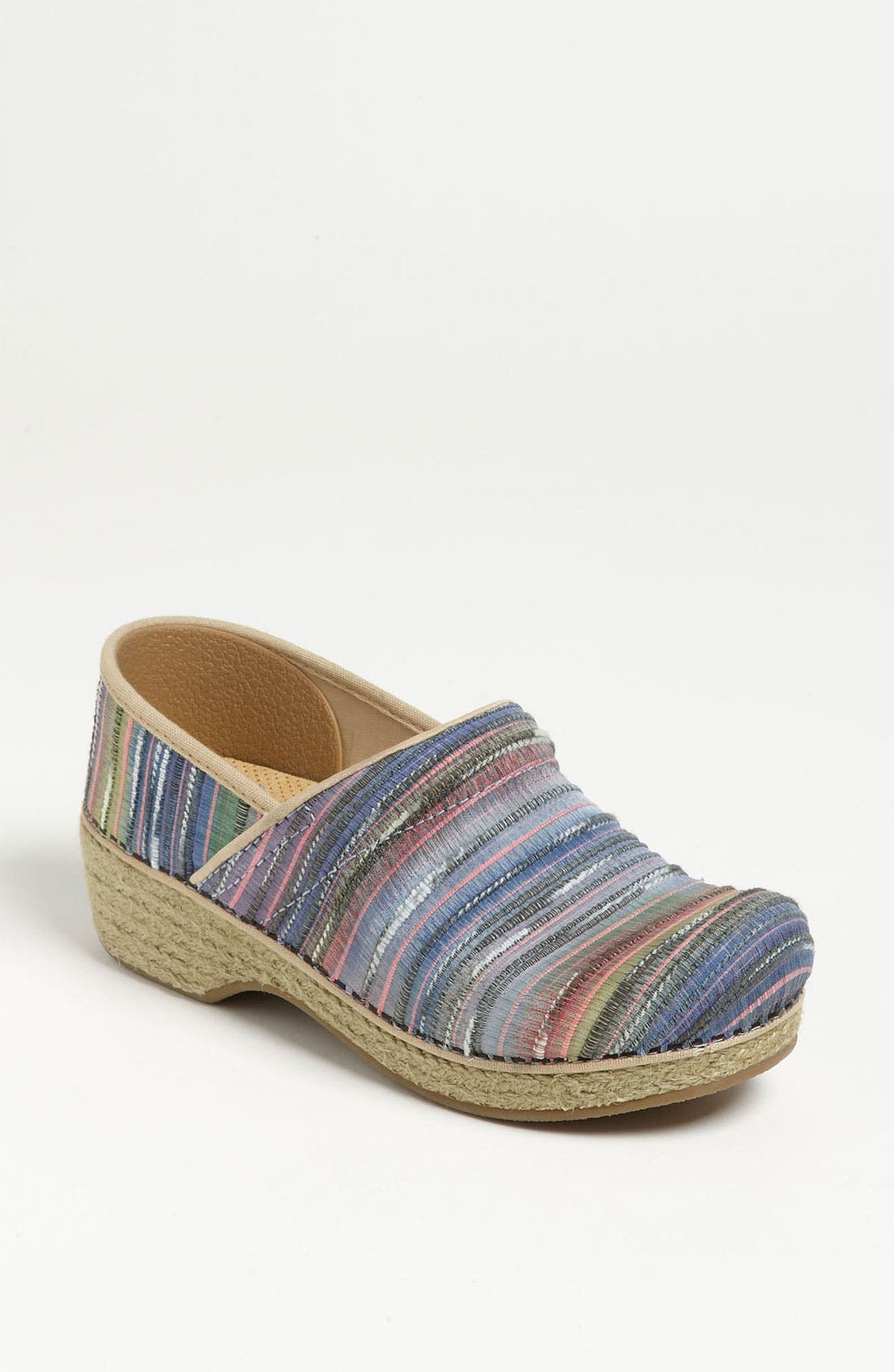 Alternate Image 1 Selected - Dansko 'Jute Professional' Clog