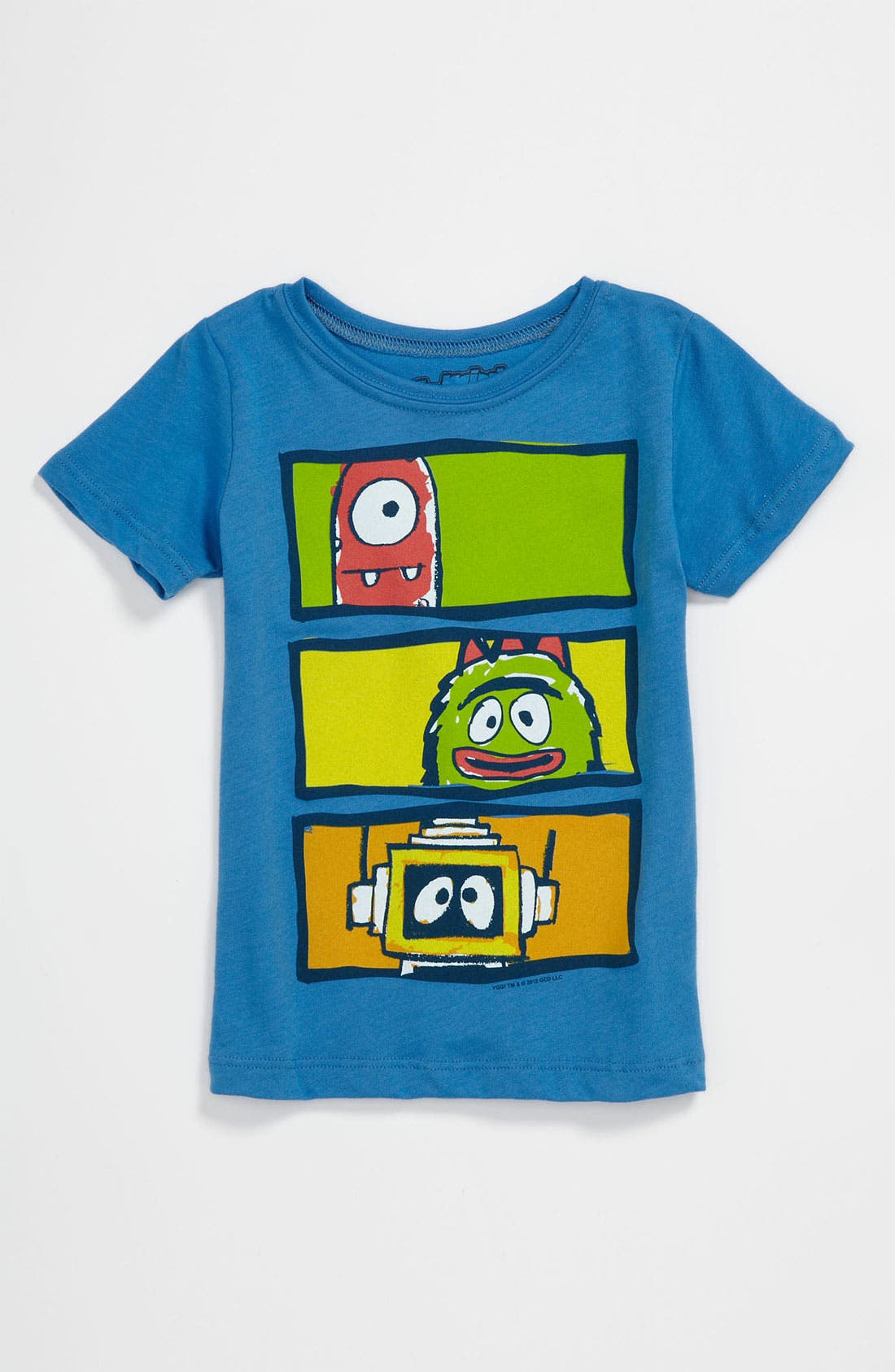 Alternate Image 1 Selected - Mighty Fine 'Yo Gabba Gabba!™' T-Shirt (Toddler)