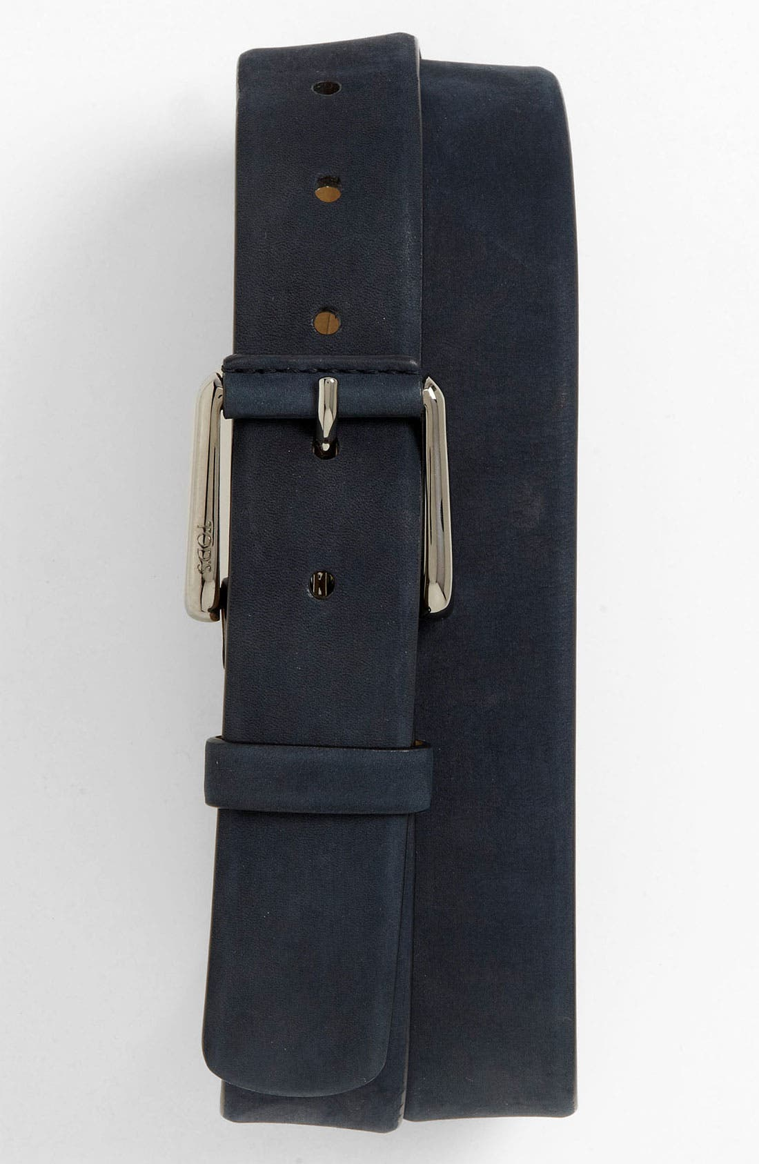 Alternate Image 1 Selected - Tod's Suede Belt