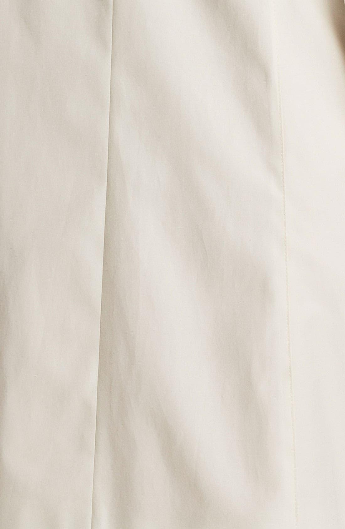 Alternate Image 4  - Vince Camuto 'Adele' Floral Front Coat (Online Only)