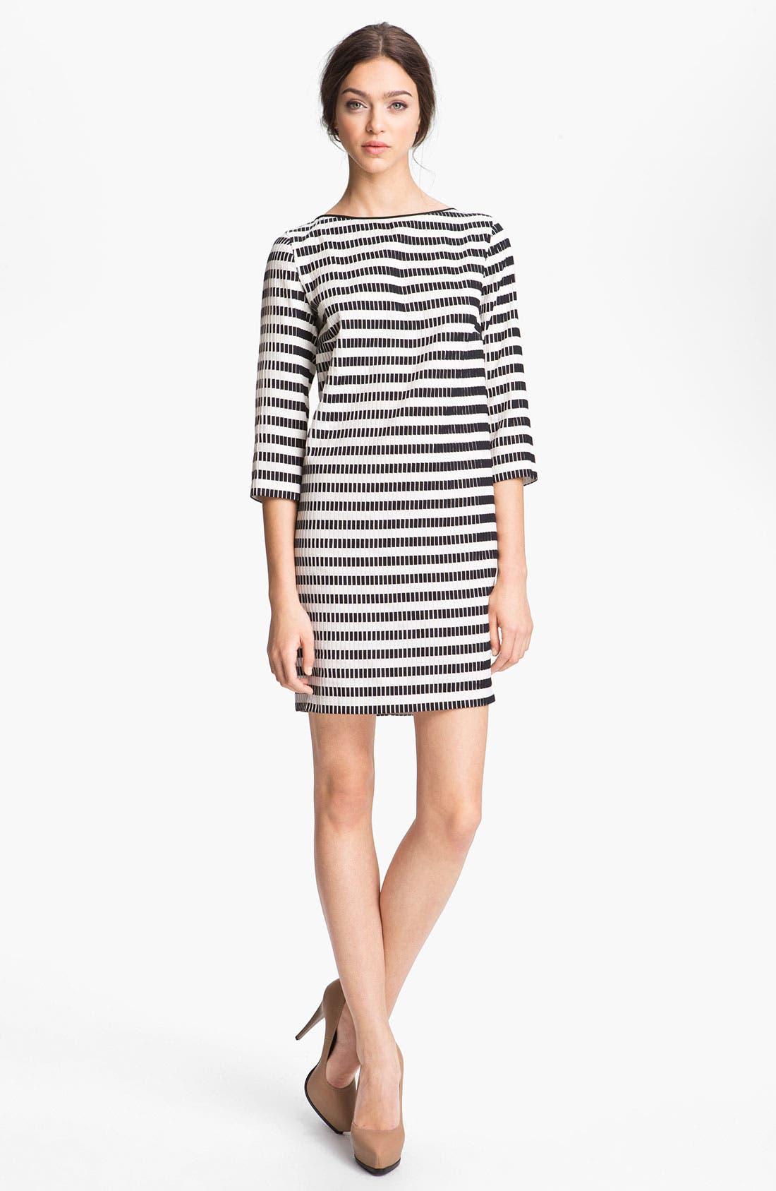 Alternate Image 1 Selected - MSGM Stripe Sheath Dress