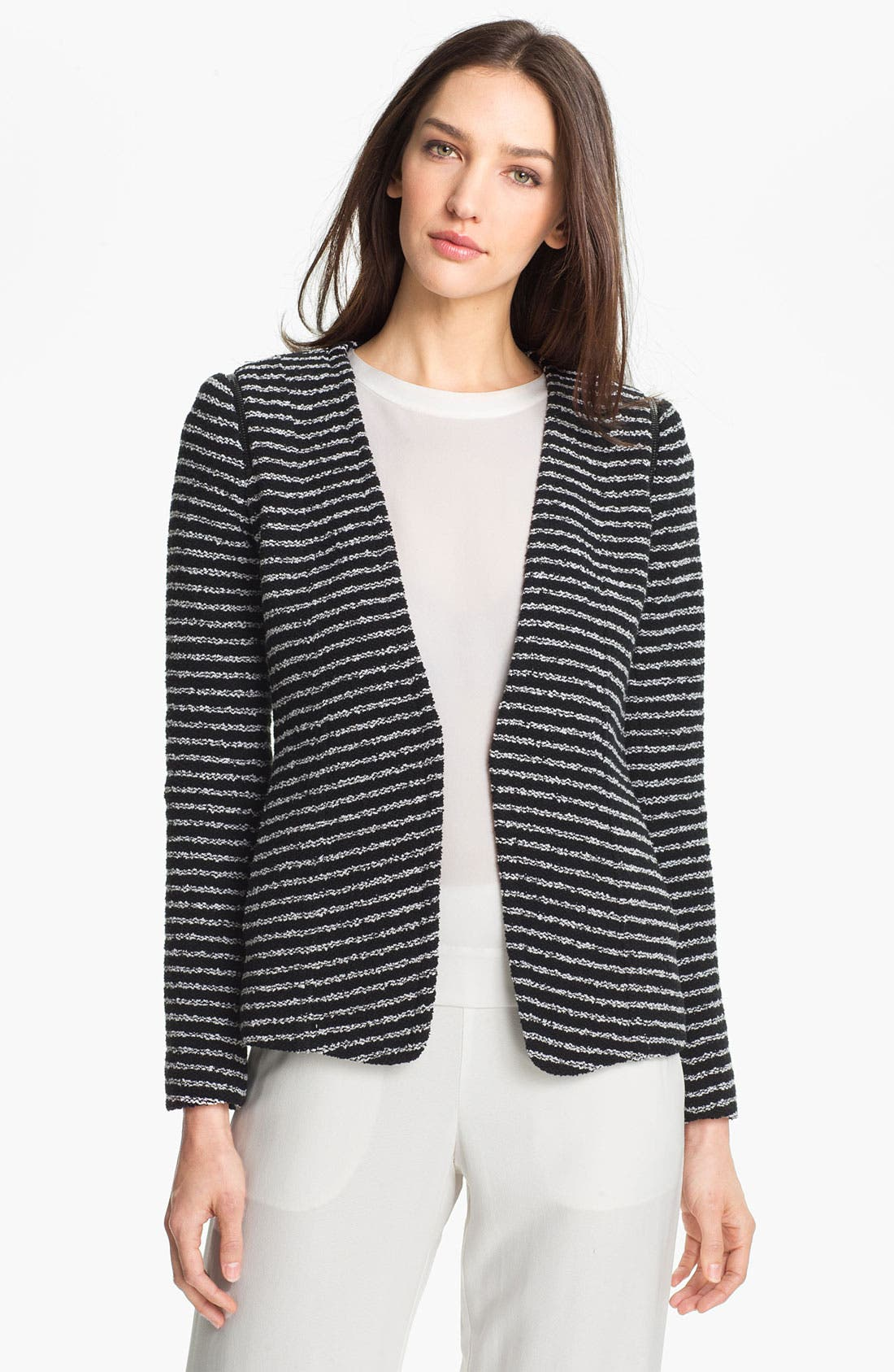 Alternate Image 2  - Theory 'Yaisa' Stripe Blazer