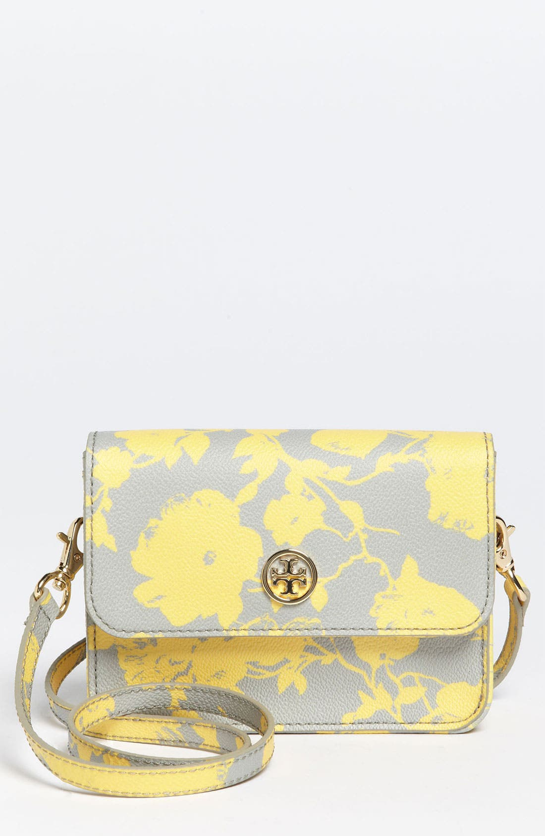 Alternate Image 1 Selected - Tory Burch 'Robinson - Mini' Crossbody Bag