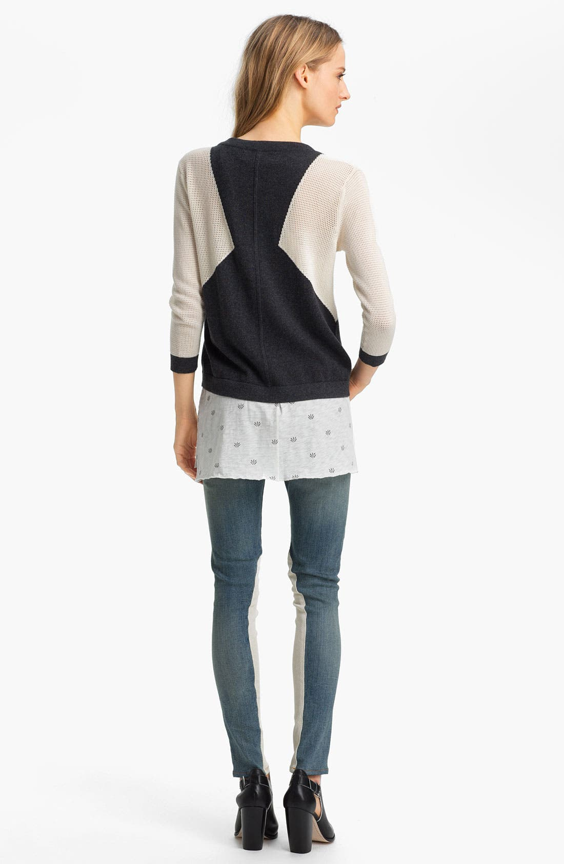 Alternate Image 4  - rag & bone 'Carla' Cardigan