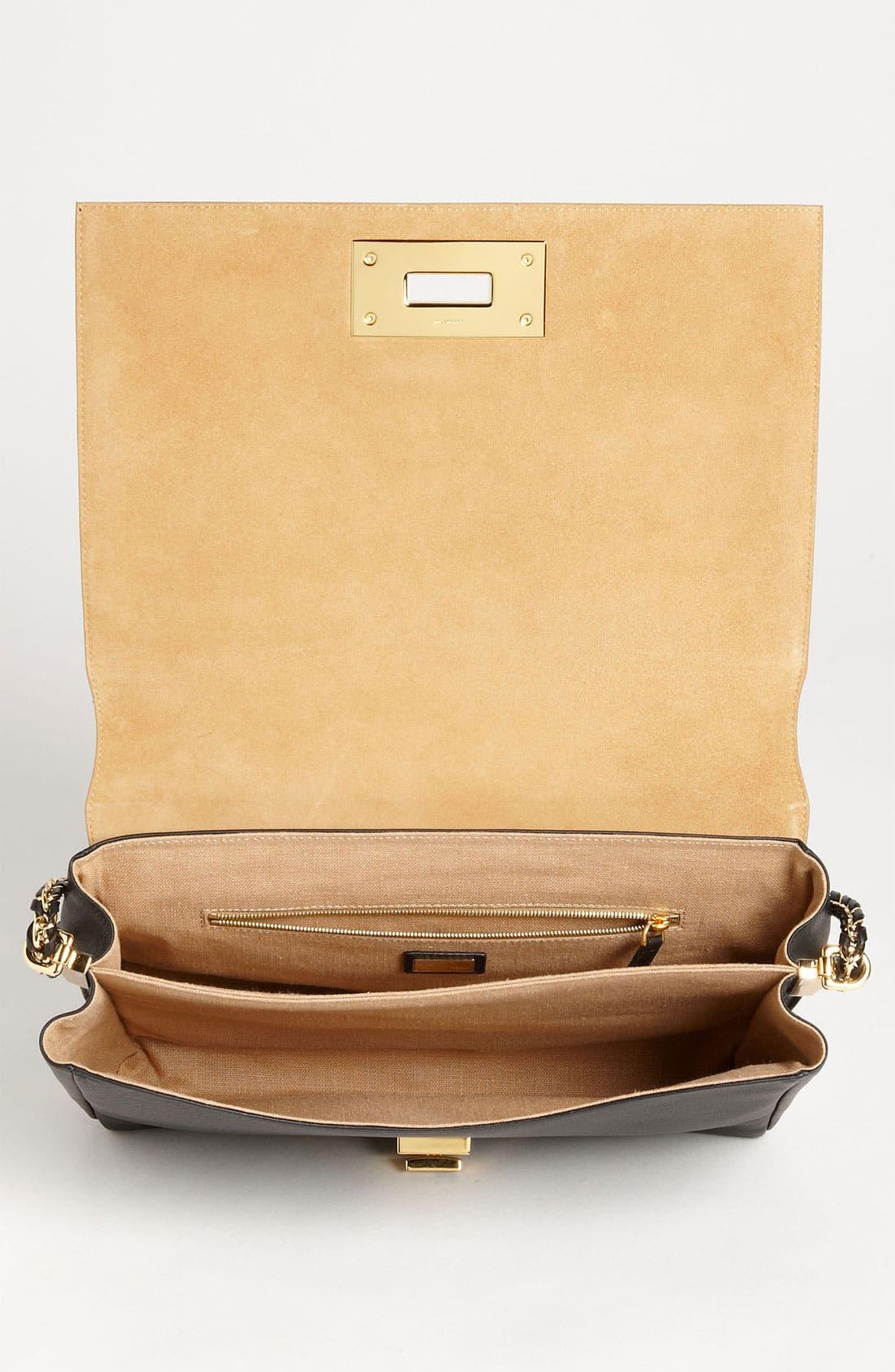 Alternate Image 3  - Fendi 'Claudia 3D' Leather Shoulder Bag