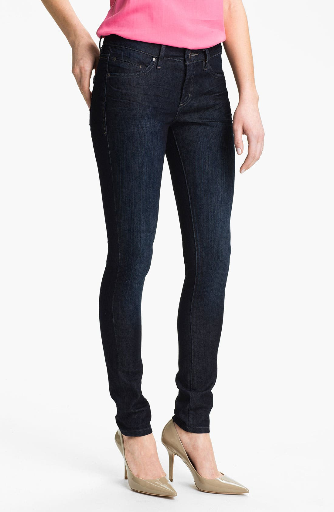Main Image - Jag Jeans 'Reece' Skinny Jeans (Petite)