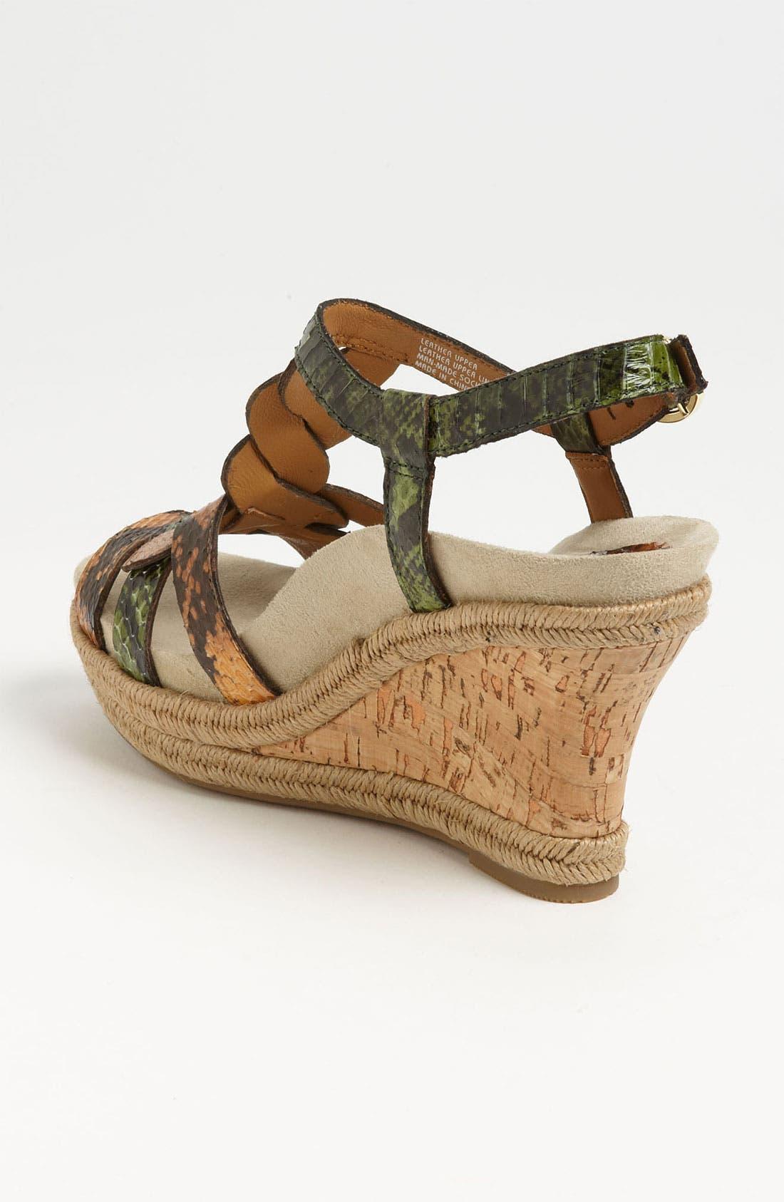 Alternate Image 2  - Earthies® 'Corsica' Sandal