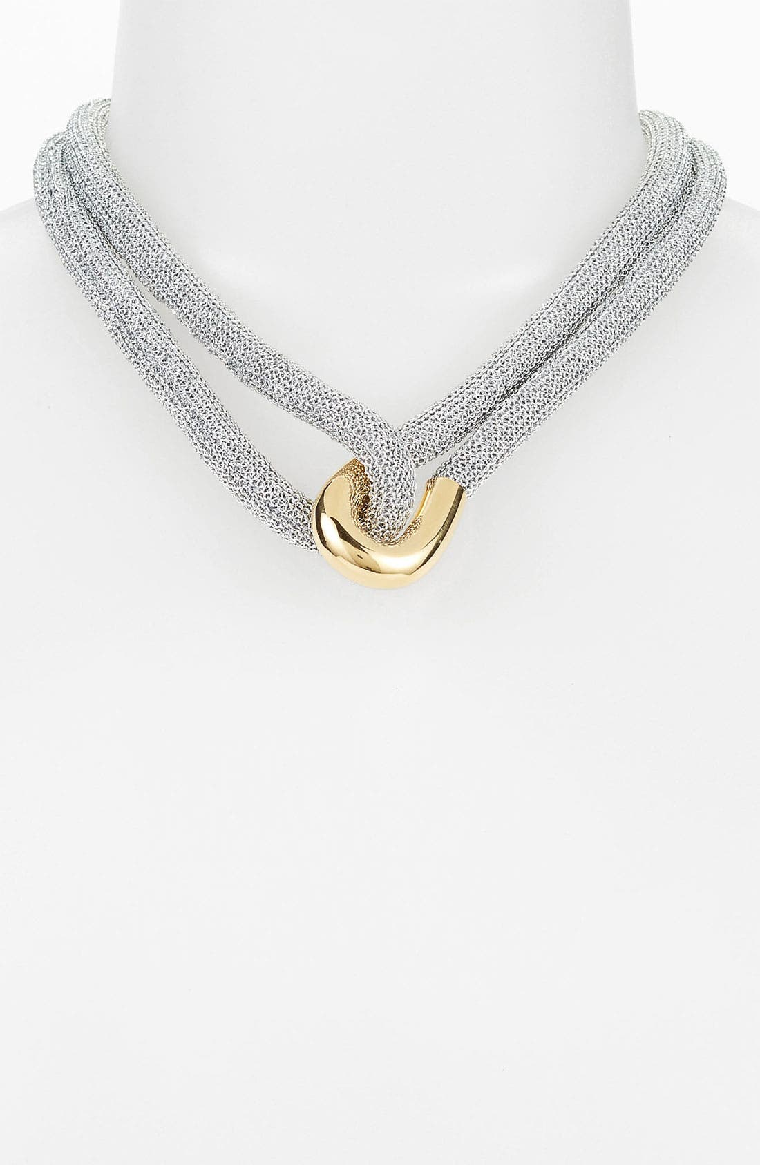 Alternate Image 1 Selected - Adami & Martucci 'Mesh' Collar Necklace (Nordstrom Exclusive)