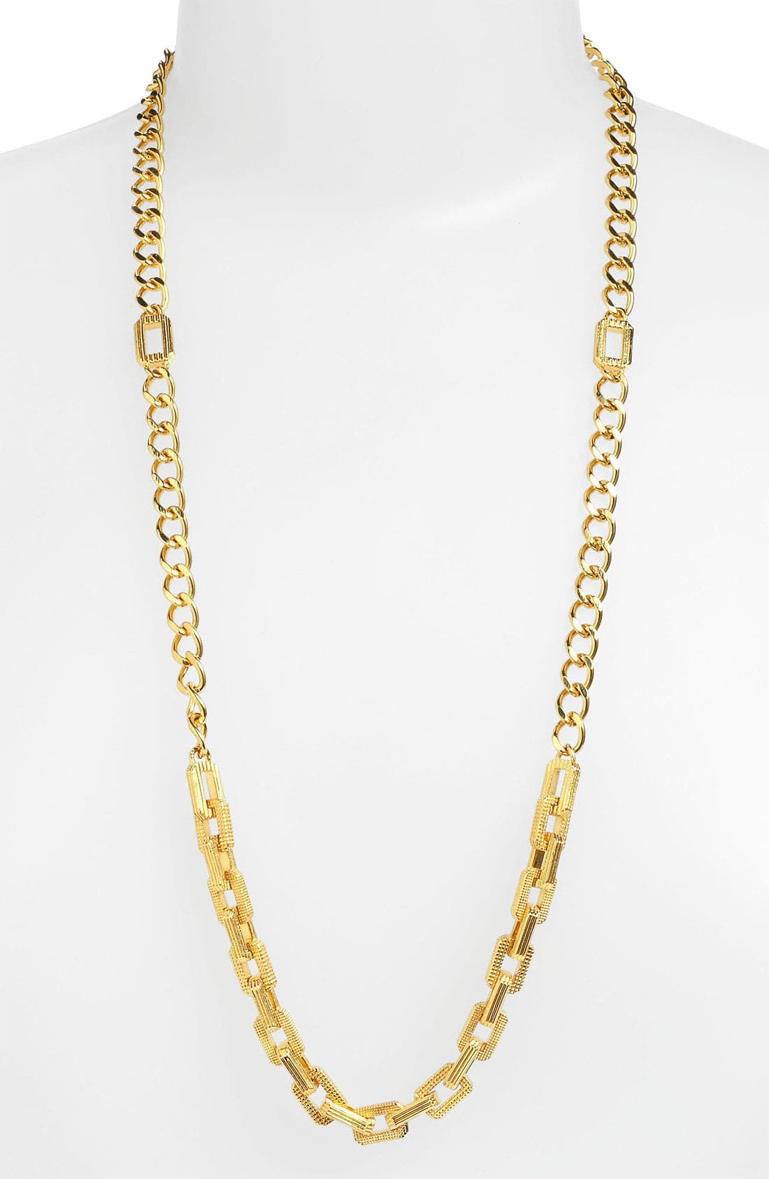 Alternate Image 1 Selected - Eddie Borgo 'Supra Link' Necklace