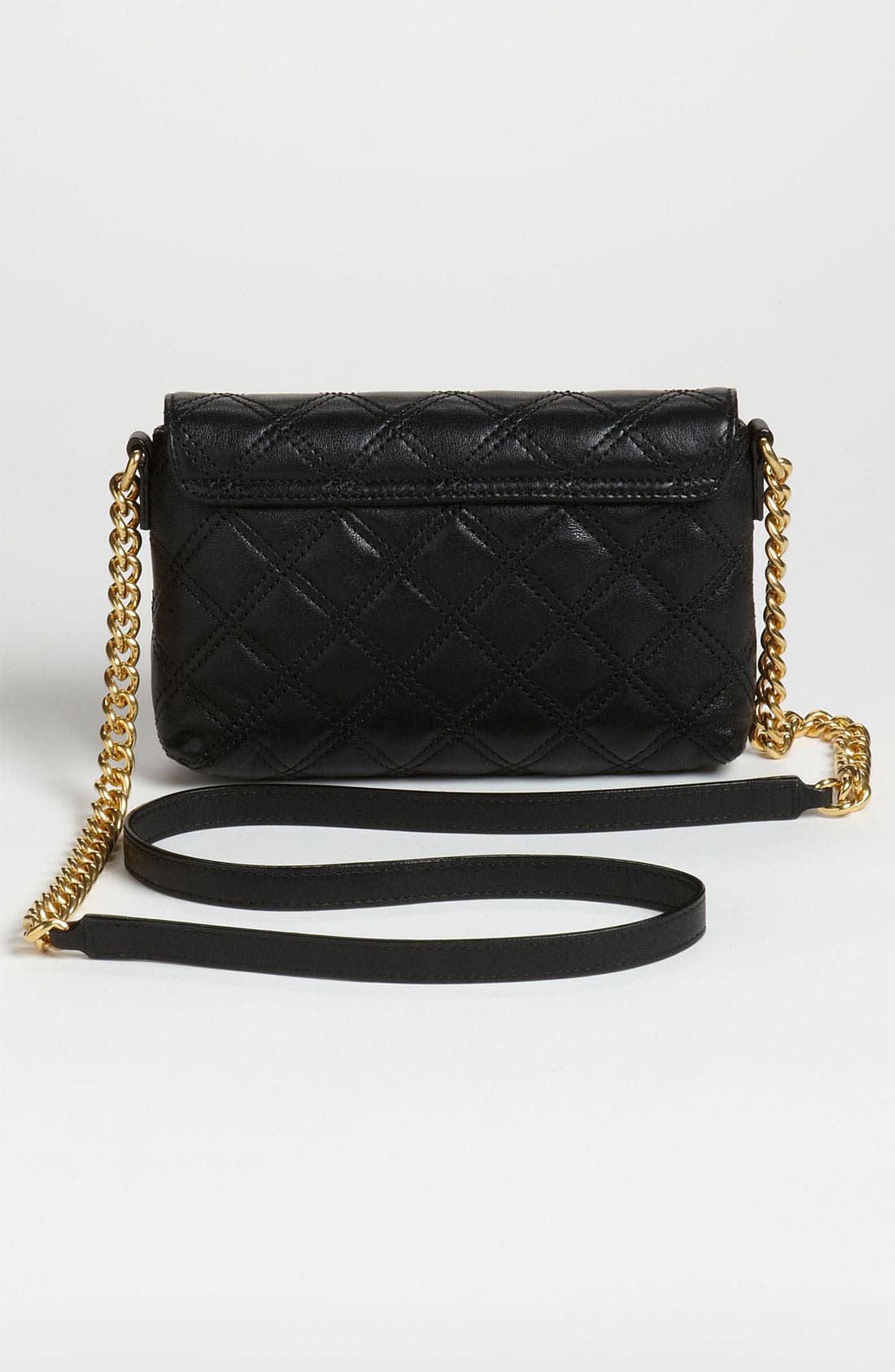 Alternate Image 4  - MARC JACOBS 'Quilting - Single' Leather Shoulder Bag