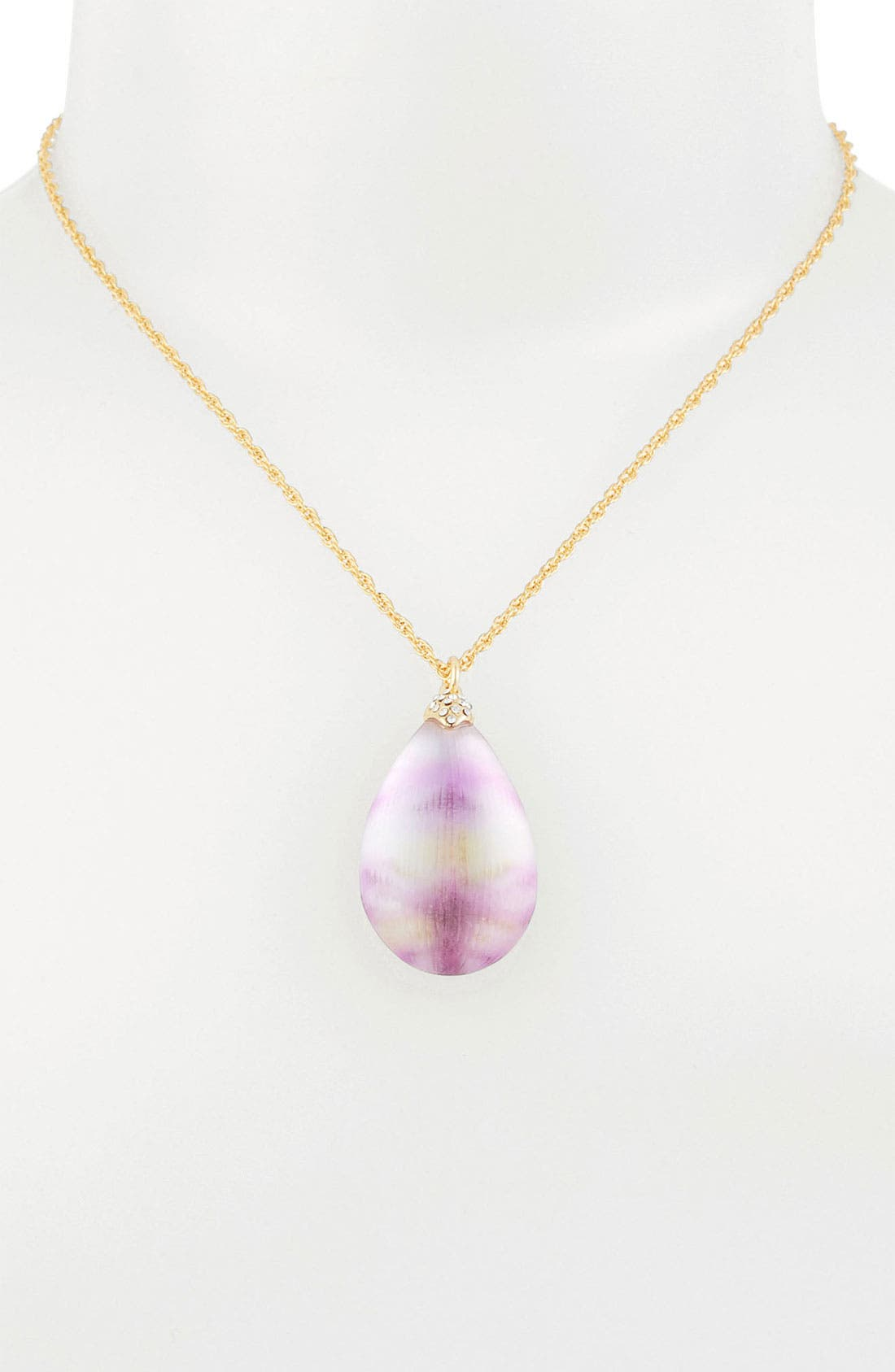 Alternate Image 1 Selected - Alexis Bittar 'Lucite® - Ophelia' Pendant Necklace