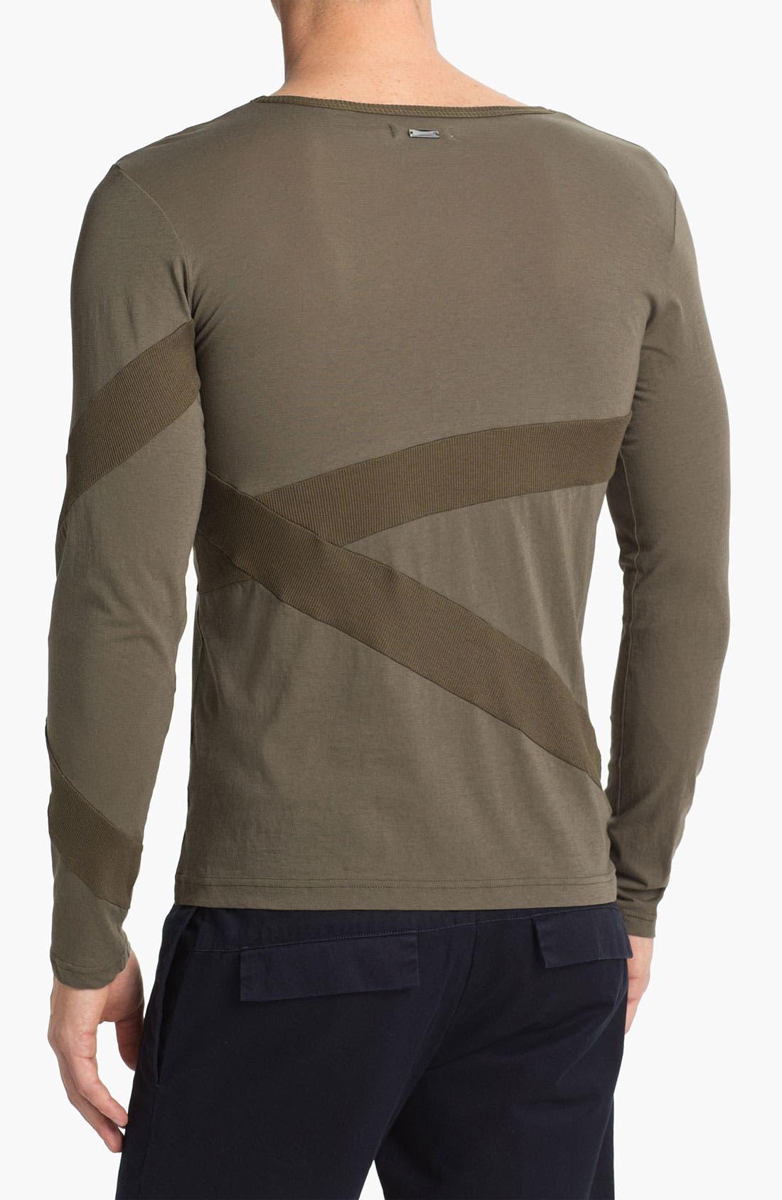 Alternate Image 2  - adidas SLVR Long Sleeve T-Shirt