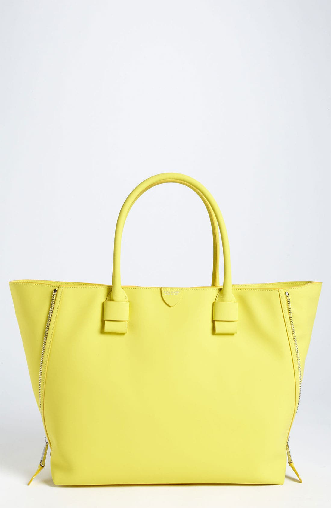 Main Image - MARC JACOBS 'Sheila' Rubberized Leather Tote
