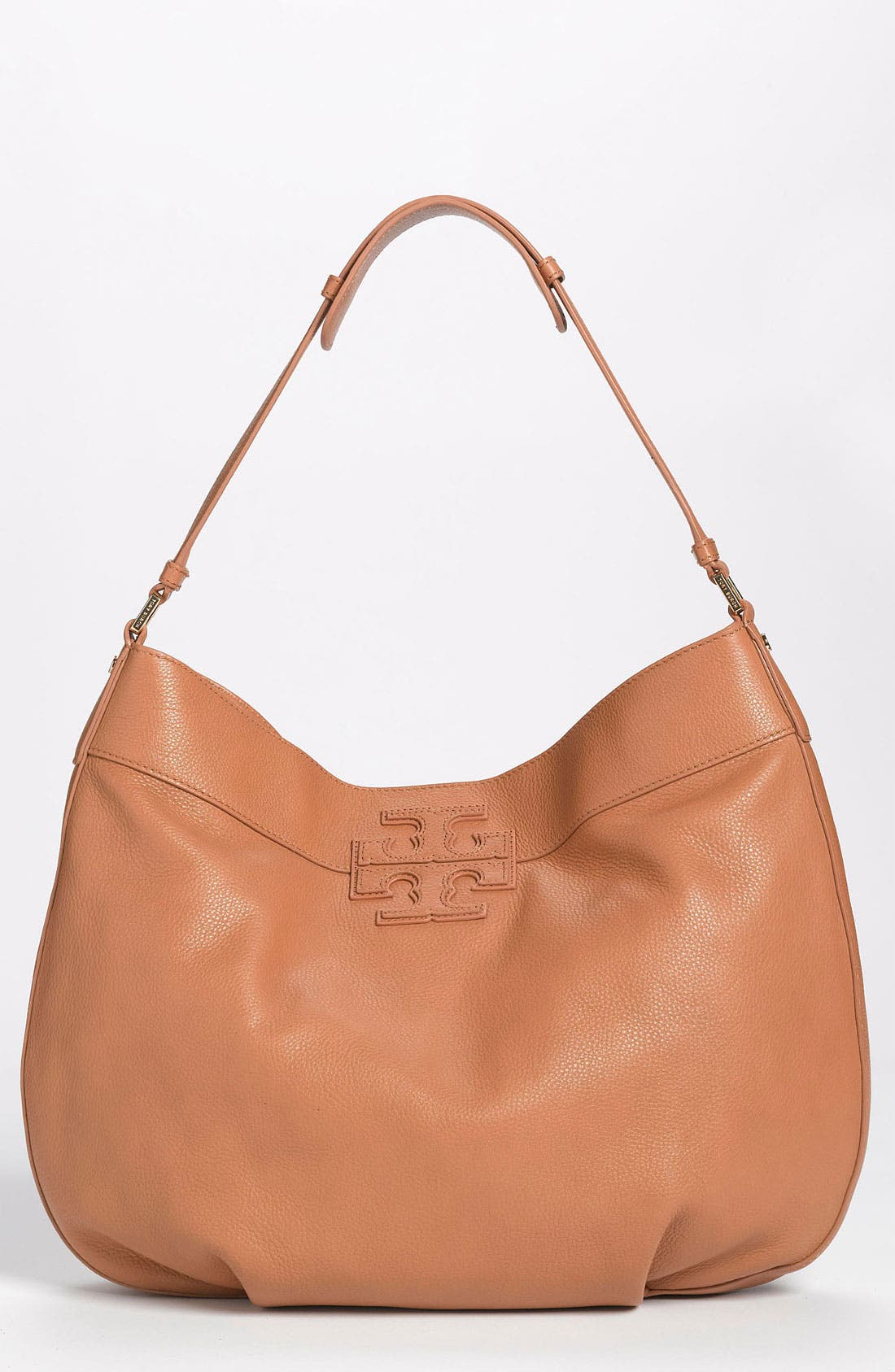 Main Image - Tory Burch 'Stacked T' Hobo
