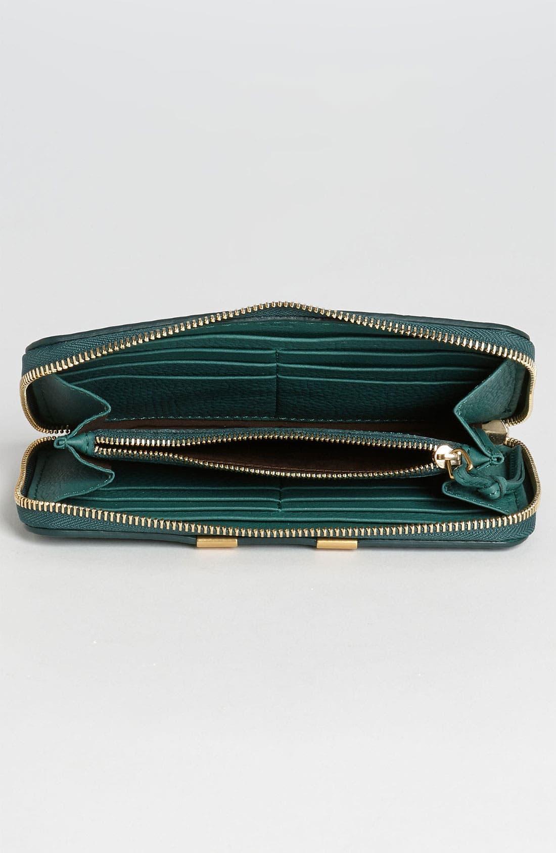 Alternate Image 3  - Chloé 'Marcie - Long' Zip Around Wallet