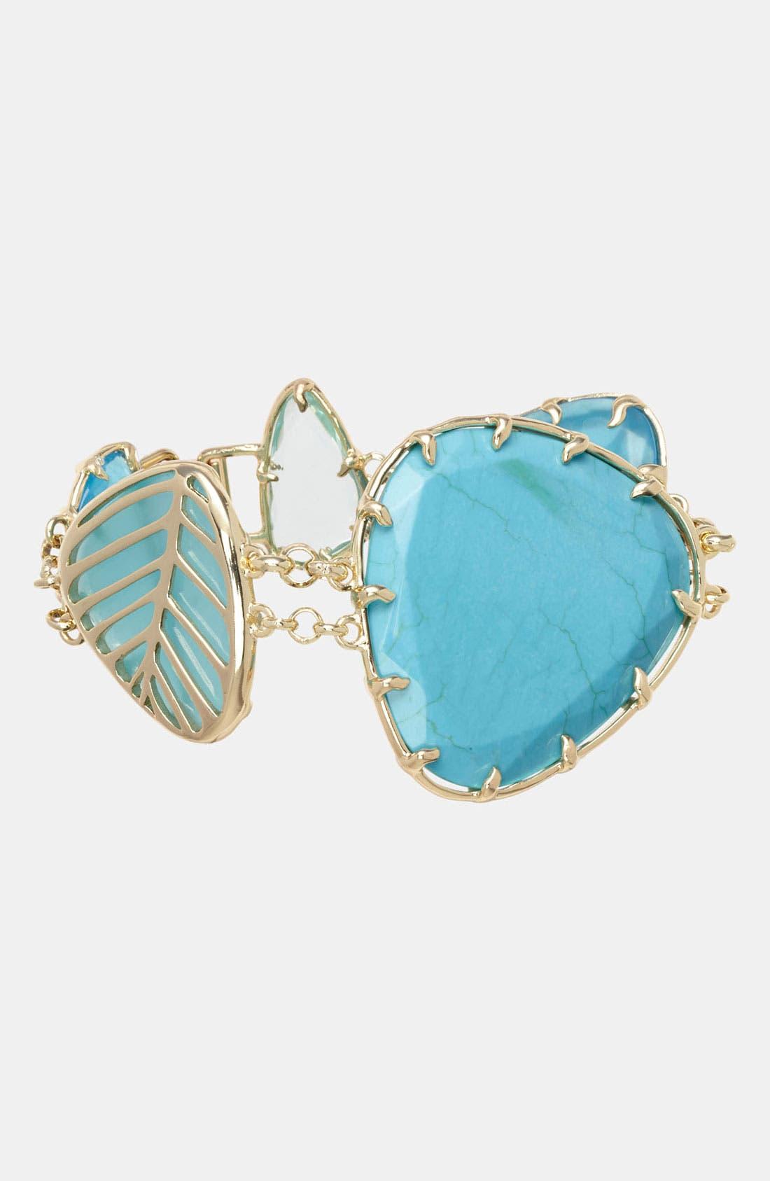 Alternate Image 1 Selected - Kendra Scott 'Khammi' Reversible Bracelet