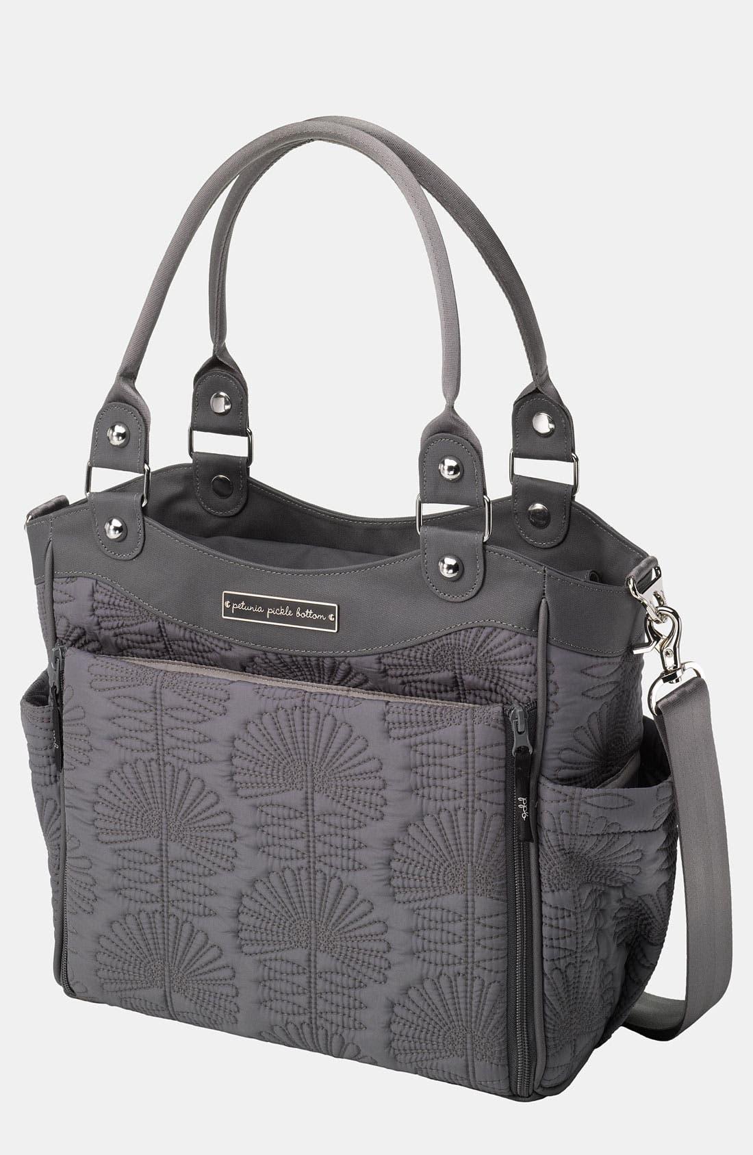 'City Carryall' Diaper Bag,                         Main,                         color, Champs Elysees Stop