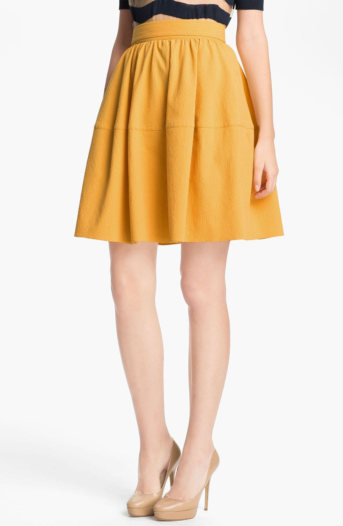 Alternate Image 1 Selected - Carven Full Skirt