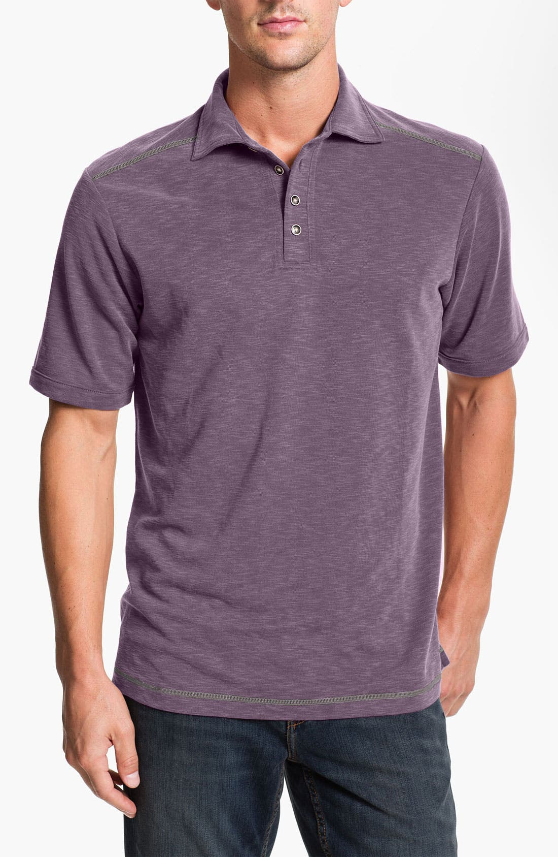 Main Image - Tommy Bahama 'Paradise Blend' Polo (Big & Tall) (Online Only)