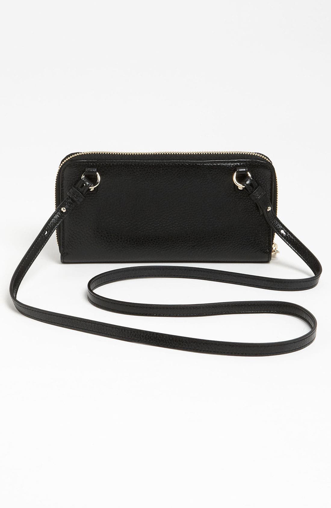 Alternate Image 4  - Chloé 'Lily - Long' Sunglasses Case & Crossbody Wallet