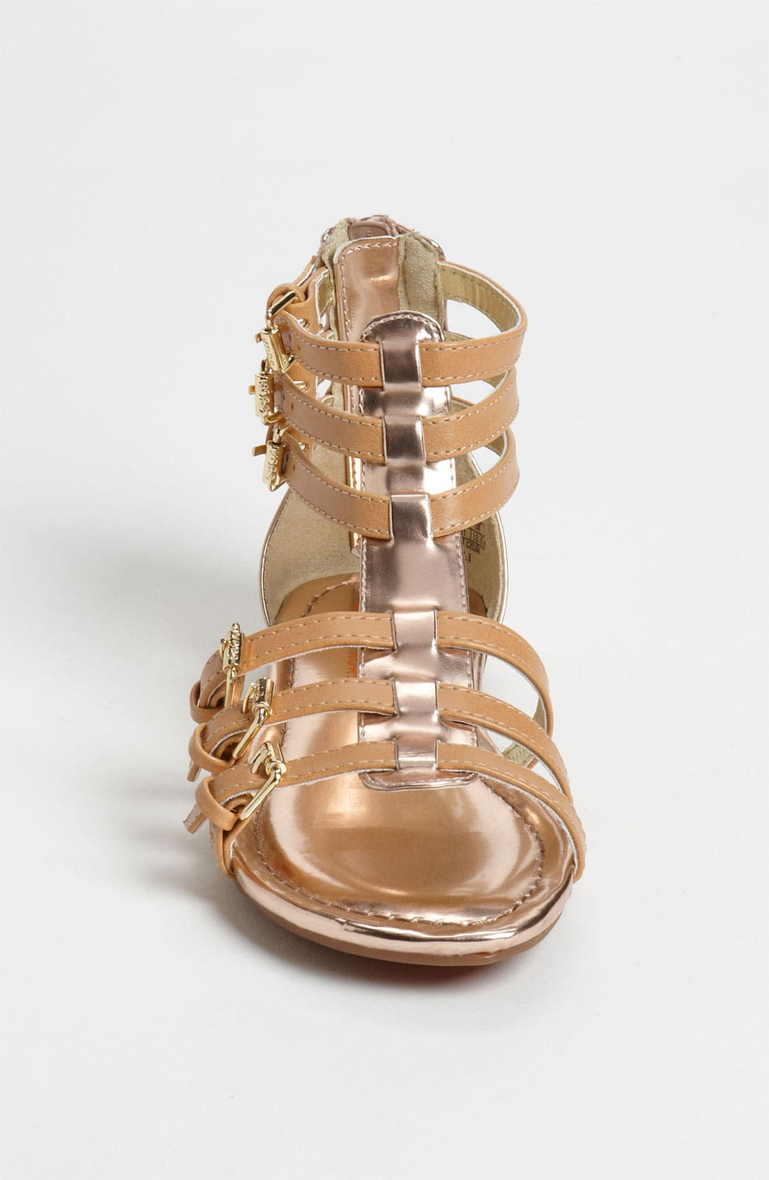 Alternate Image 3  - KORS Michael Kors 'Grenadine' Gladiator Sandal (Toddler, Little Kid & Big Kid)