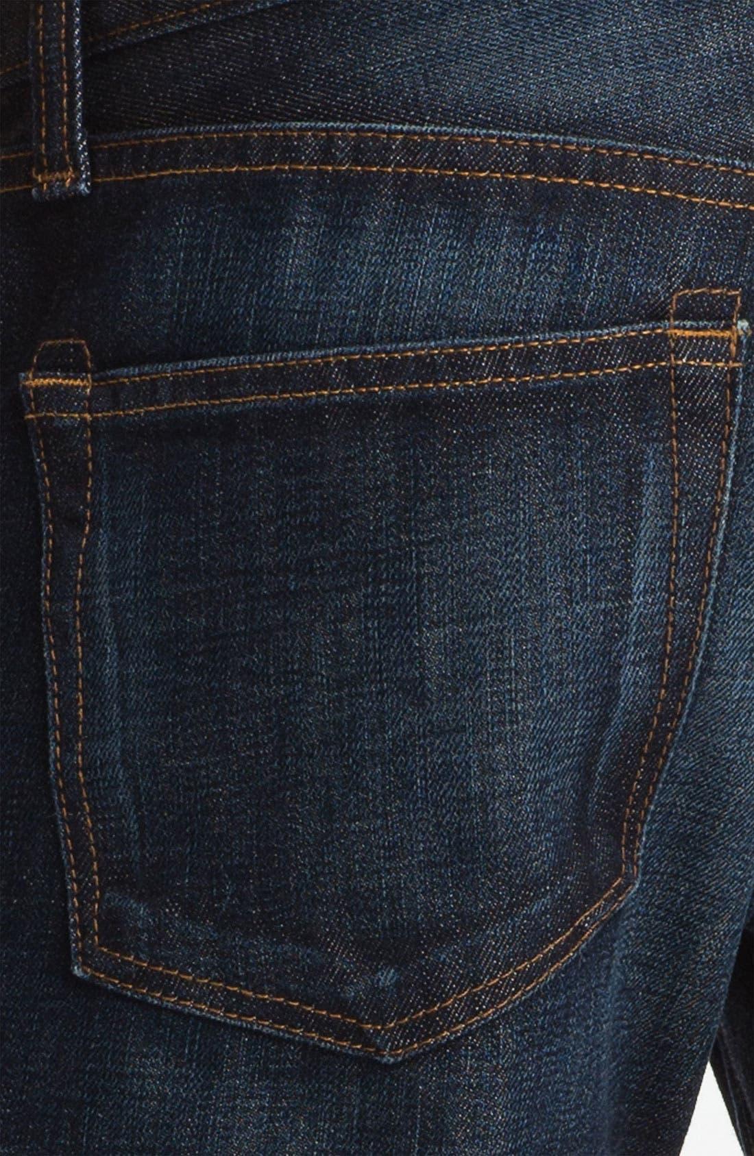 Alternate Image 4  - J Brand 'Kane' Slim Fit Jeans (Atom)