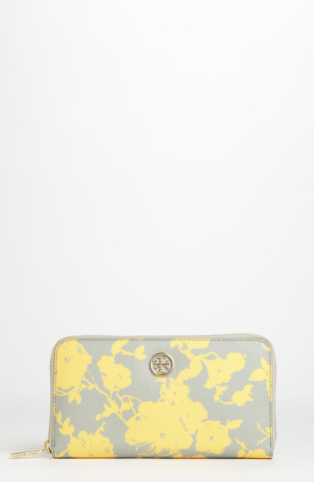 Alternate Image 1 Selected - Tory Burch 'Robinson' Continental Wallet