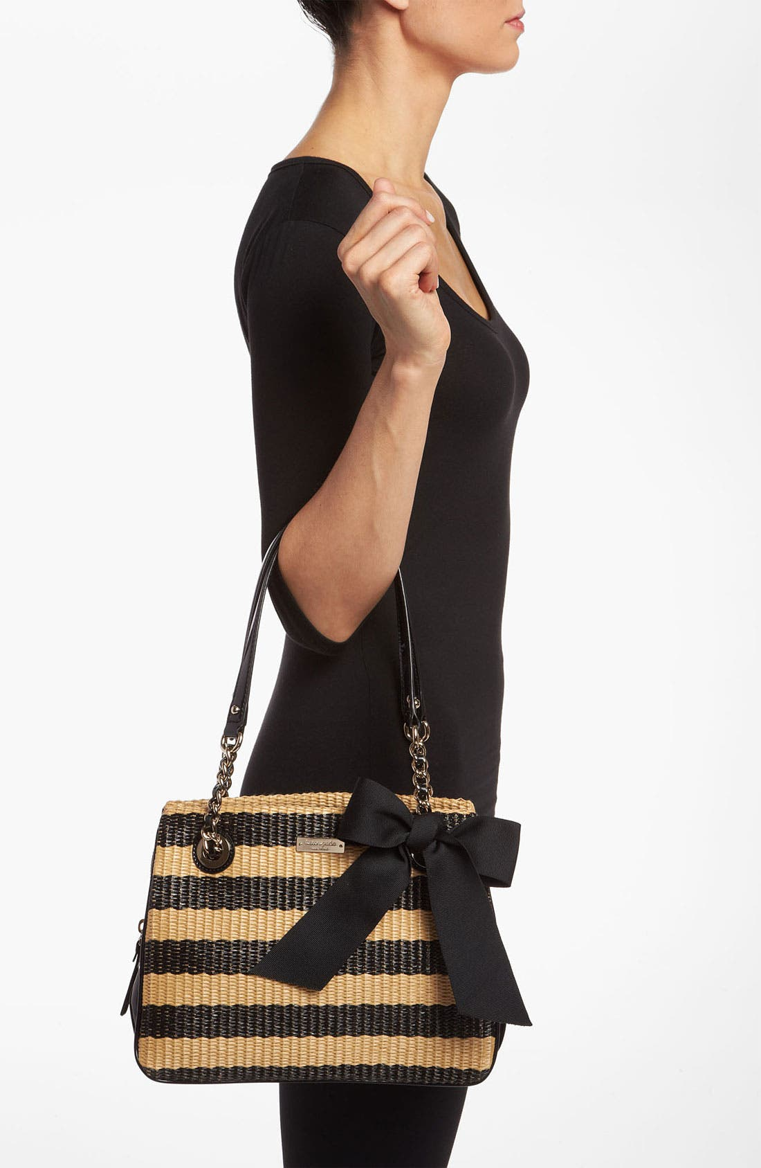 Alternate Image 2  - kate spade new york 'pacific heights - zippered darcy' shoulder bag (Nordstrom Exclusive)