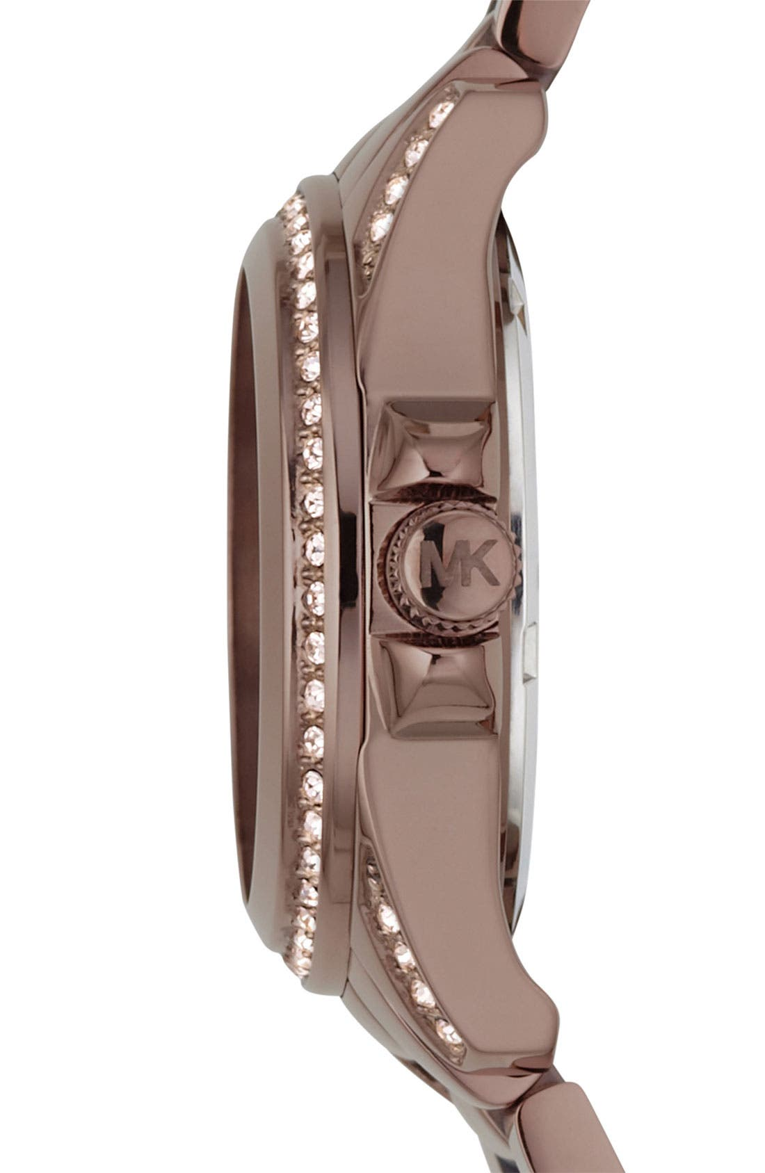 Alternate Image 2  - Michael Kors 'Blair' Multifunction Watch