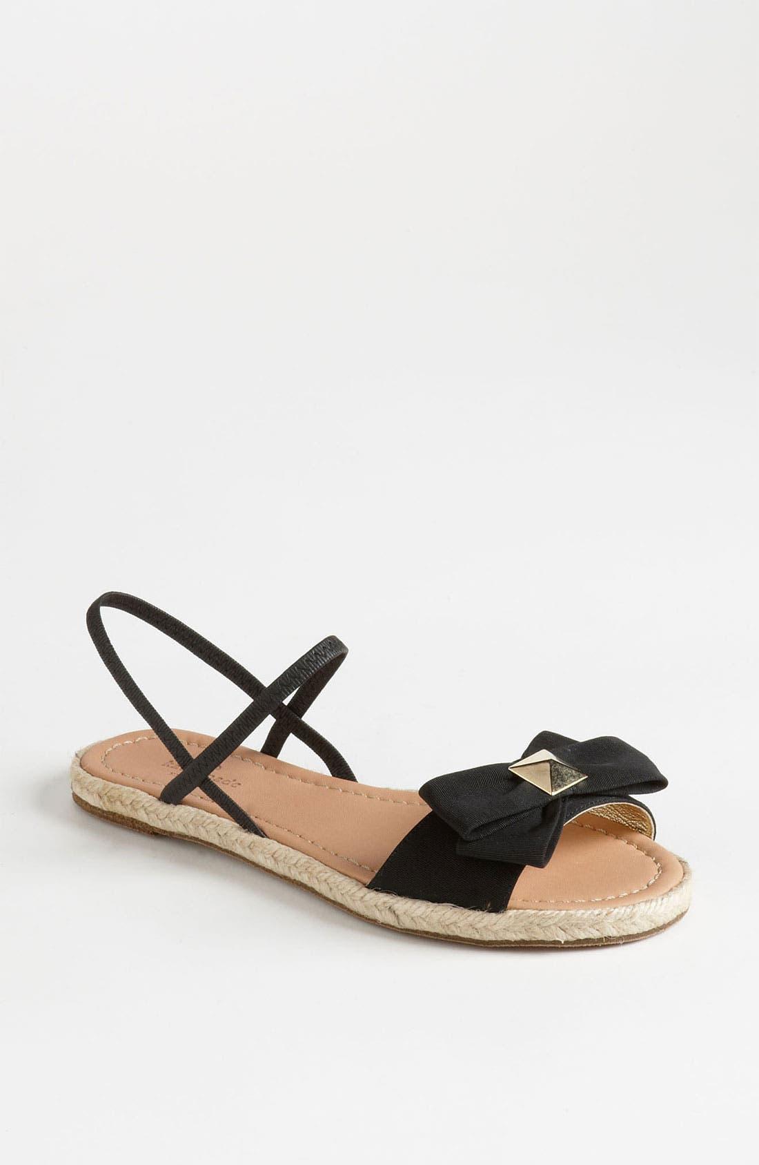 Main Image - kate spade new york 'cece' sandal