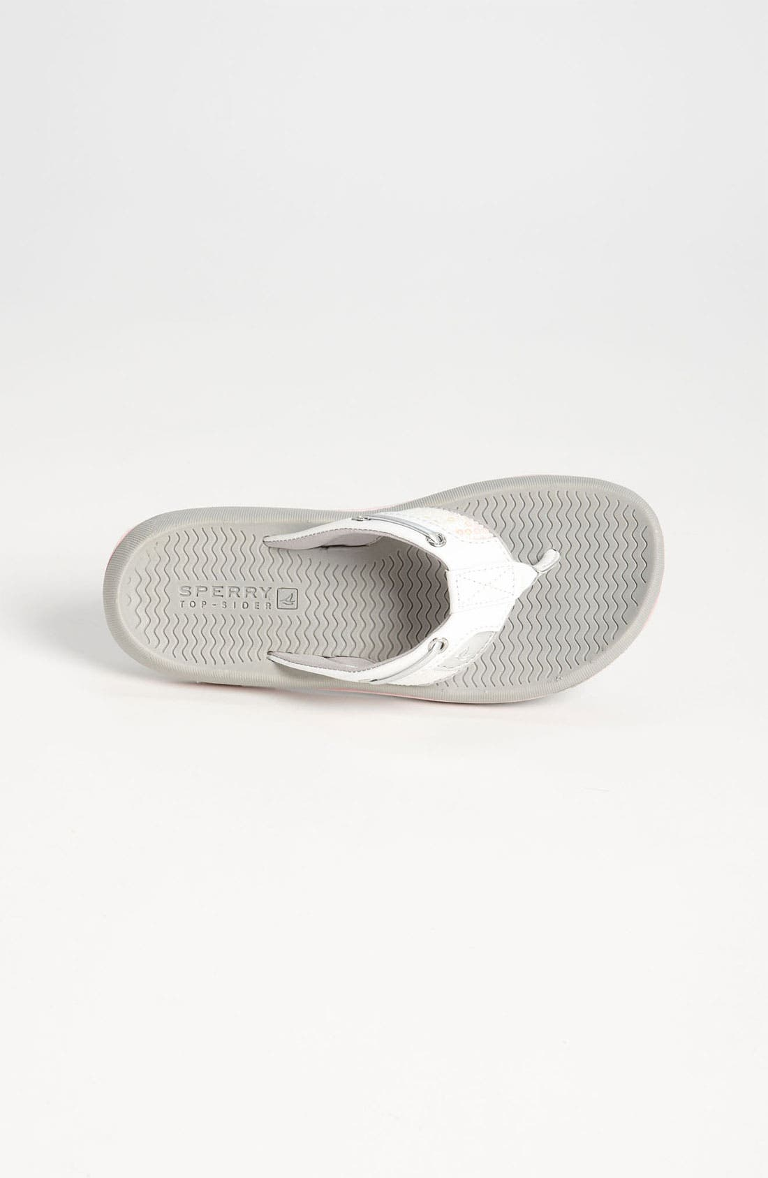 Alternate Image 3  - Sperry Top-Sider® 'Bluefish' Thong Sandal (Toddler, Little Kid & Big Kid)