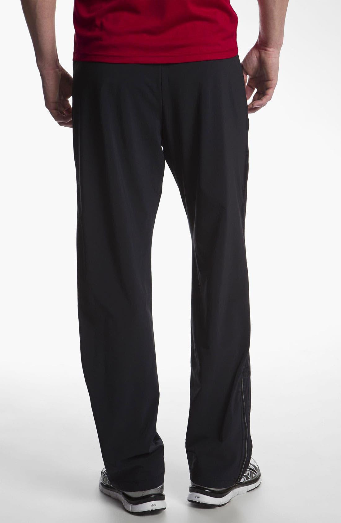 Alternate Image 2  - Nike Stretch Woven Track Pants