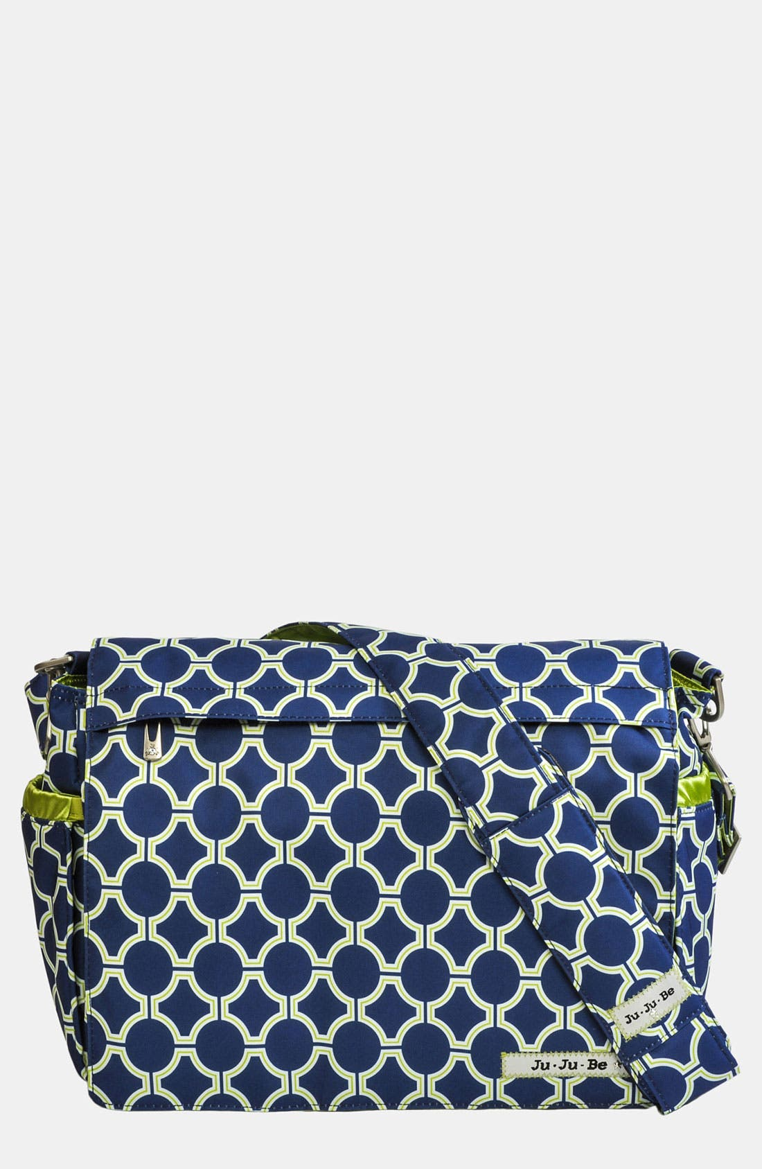 'Better Be' Diaper Bag,                         Main,                         color, Royal Envy