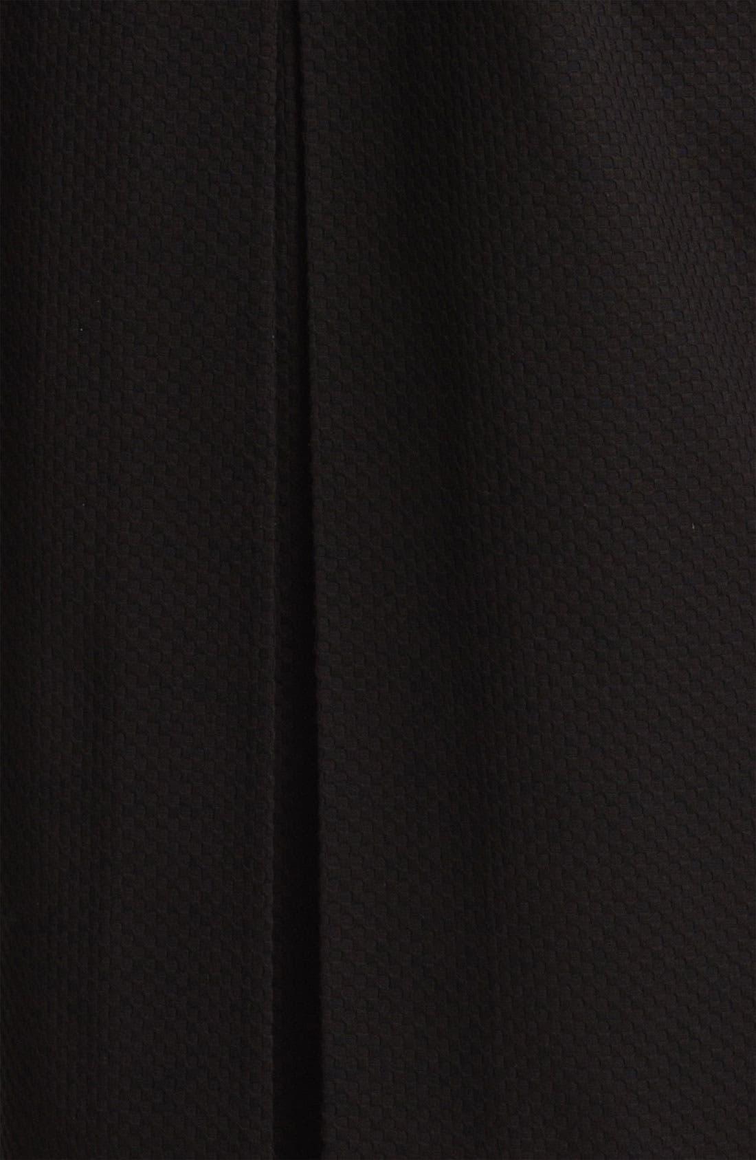 Alternate Image 4  - Tahari Three Quarter Sleeve Walking Coat